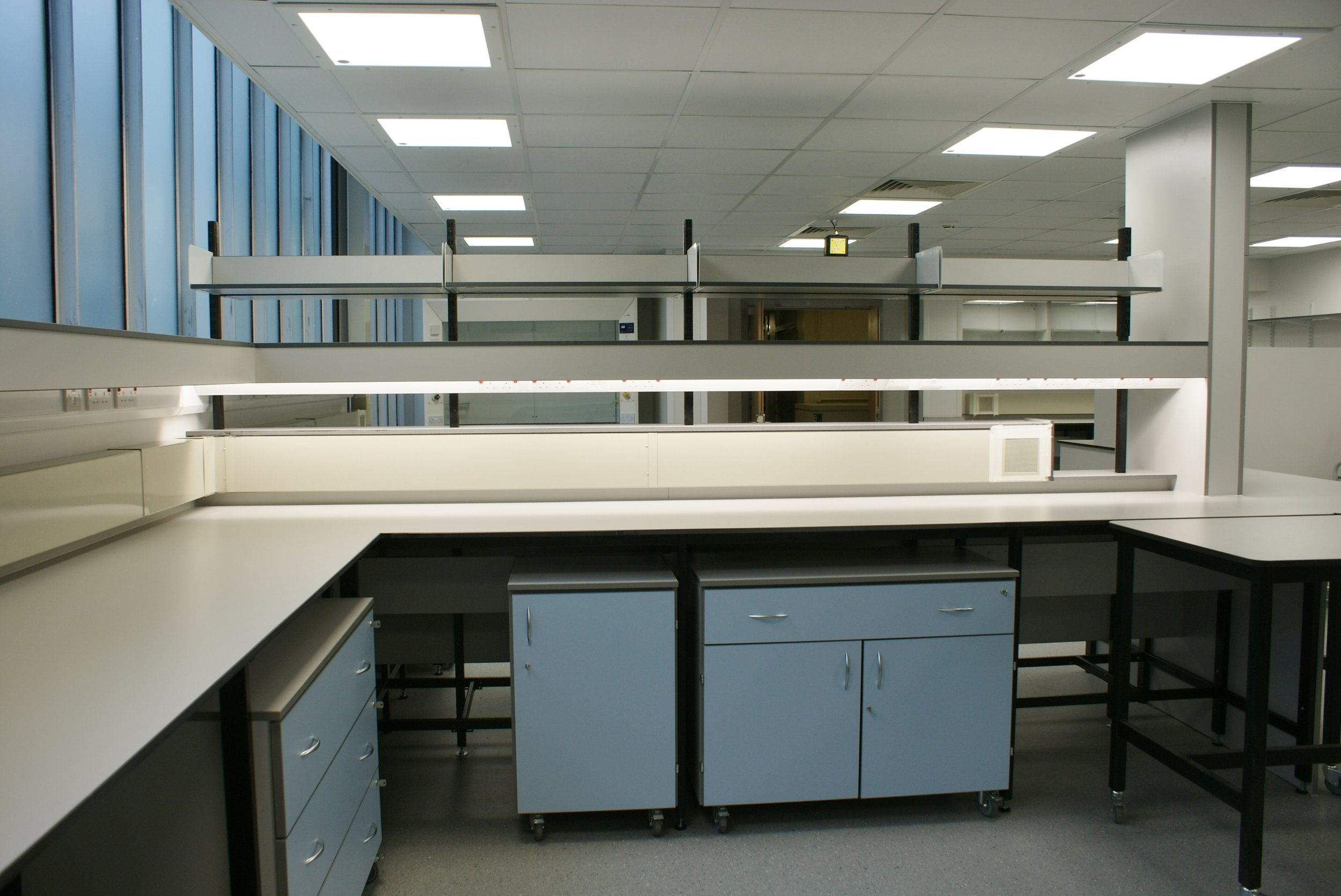 Garstang Building, Level 5 Refurbishment