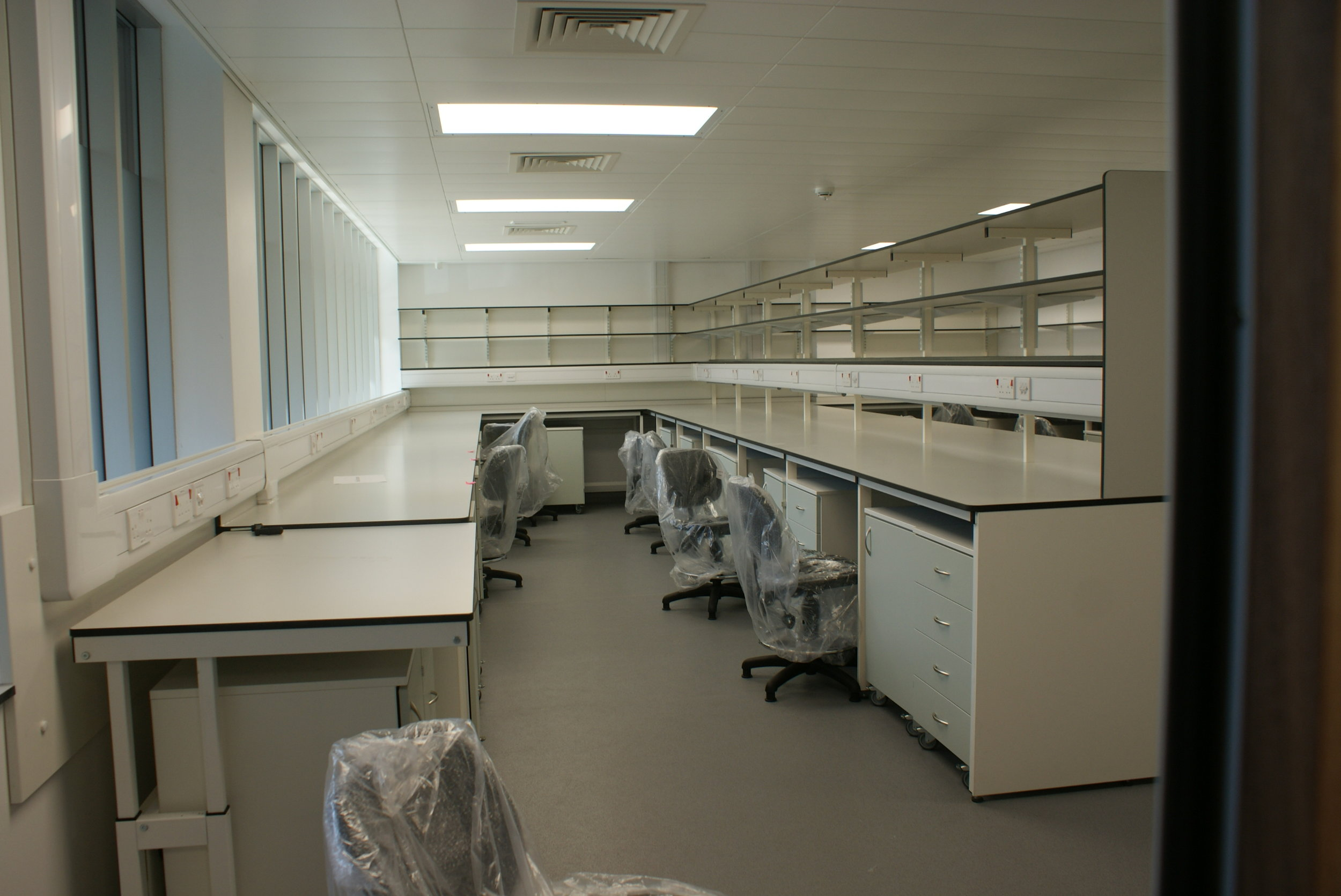 Main Lab. (CRYO 1)