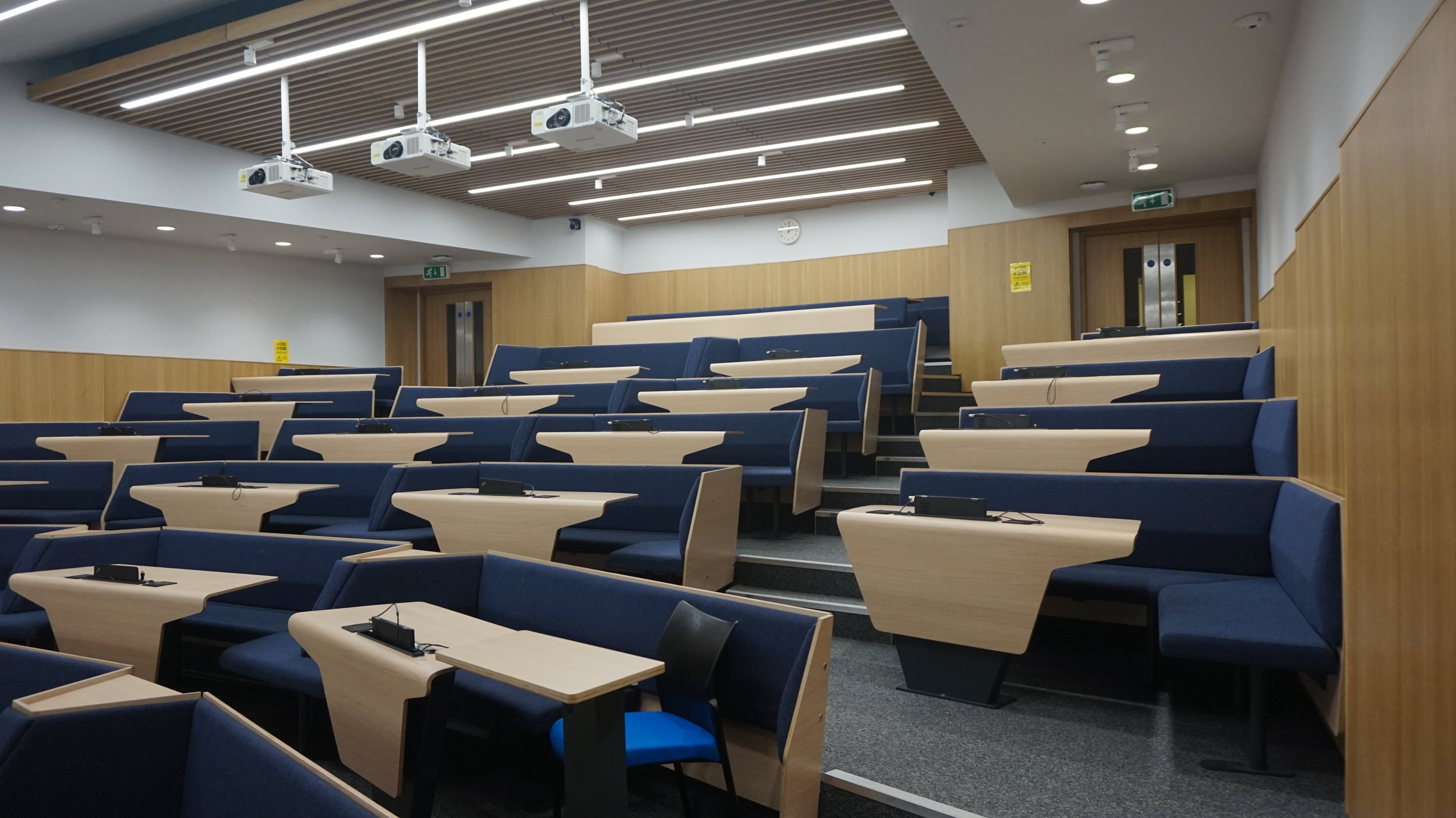 Worsley Dental Lecture Theatre.