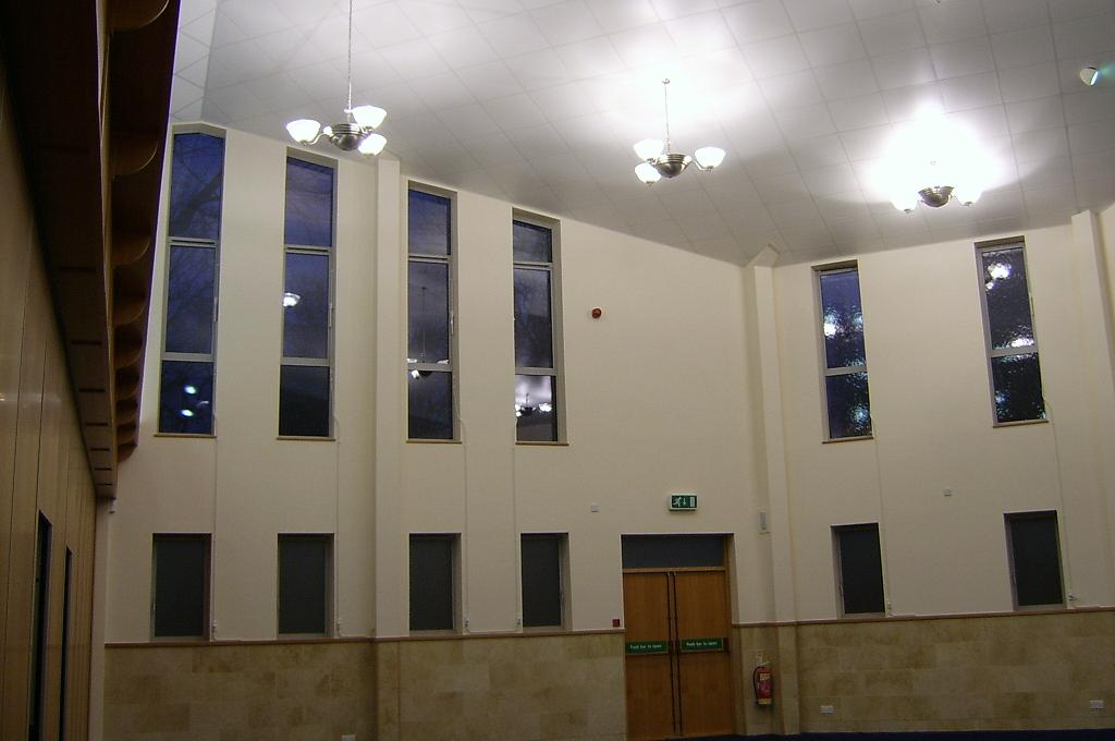 The Worship Space