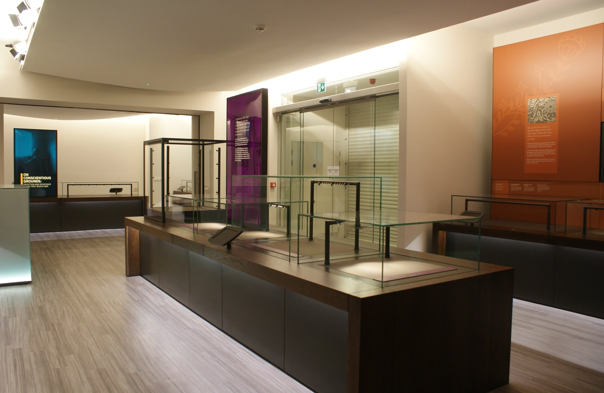 The Treasures of the Brotherton Gallery - Historical / Listed Buildings