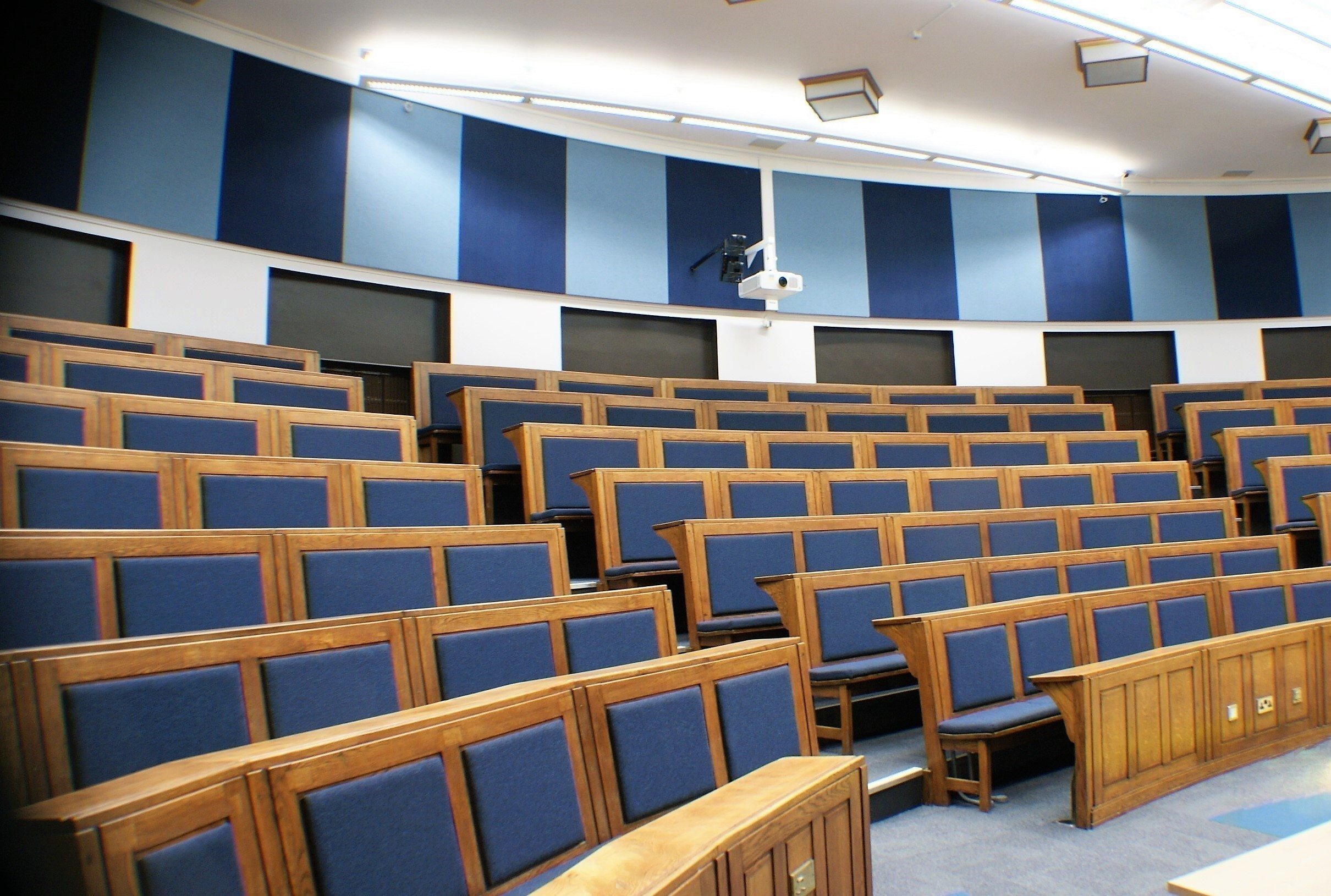 Lecture Theatre A, Chemistry Building - CTS 2017