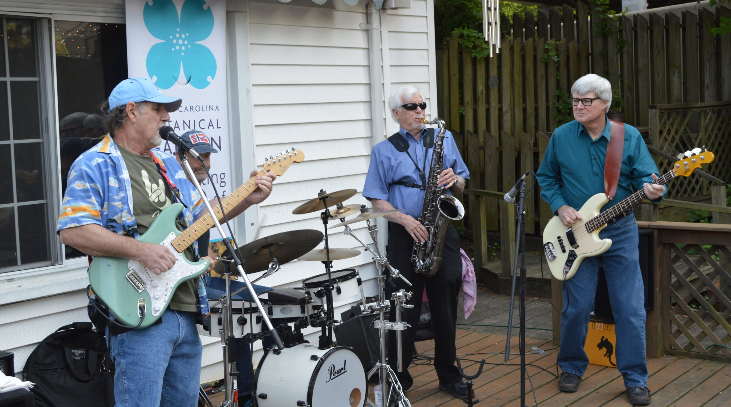 Lee Gildersleeve & the Bad Dogs  - Come enjoy National Whiskey Sour Day with Blues & Big Sam's delicious BBQ (chicken & pork)! Whiskey specials all day! Food @5pm & music starting @ 7pm.