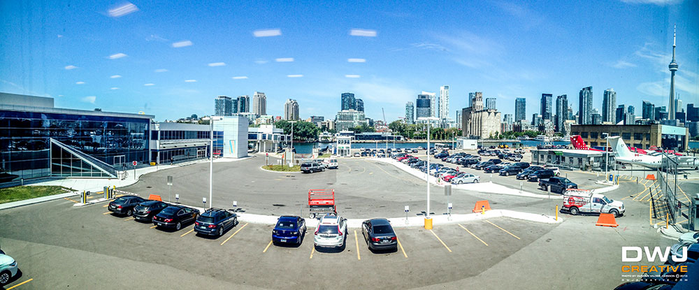 Billy Bishop Airport, Toronto, Canada