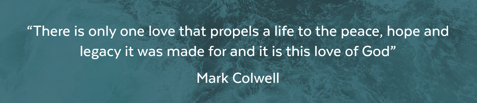 Quote - Mark Cowell