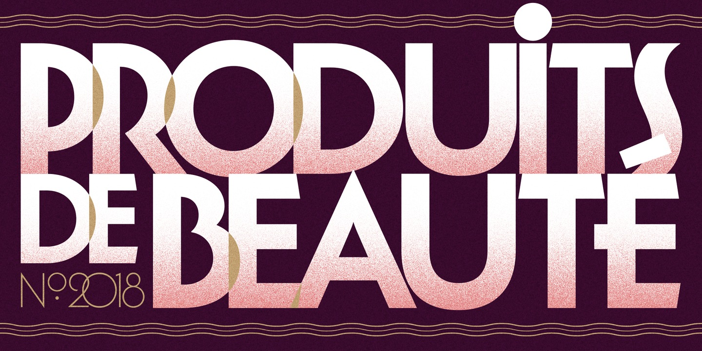 From the font    Marseille   . Art Direction: Louise Fili. Design: Louise Fili and Andy Anzollitto.