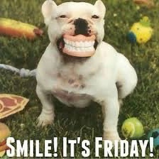 We made it! Happy Friday!!