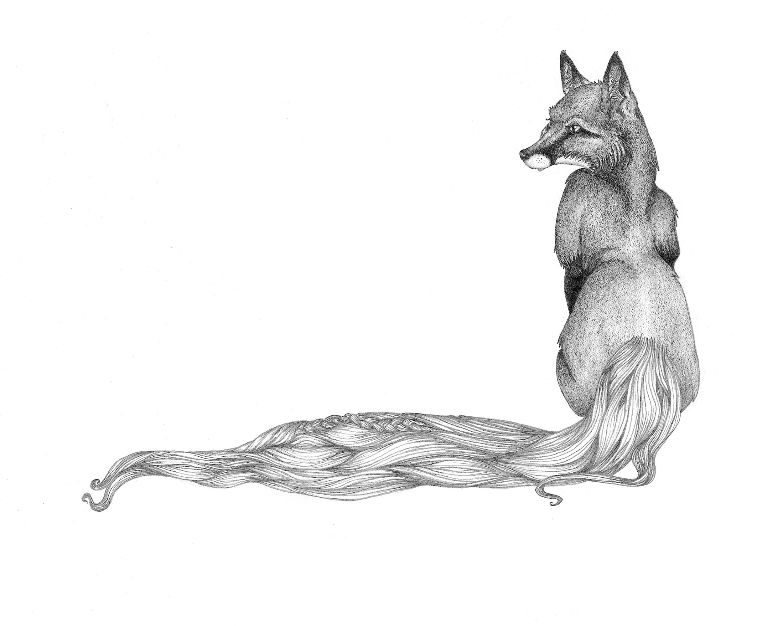 """The Fox & The Hair"""