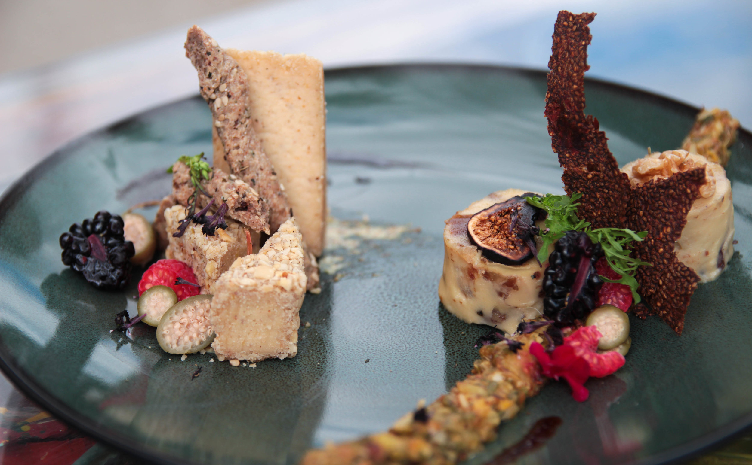 MATTHEW KENNEY CULINARY 2015   Raw Vegan Gourmet | Art of plating | Food photography