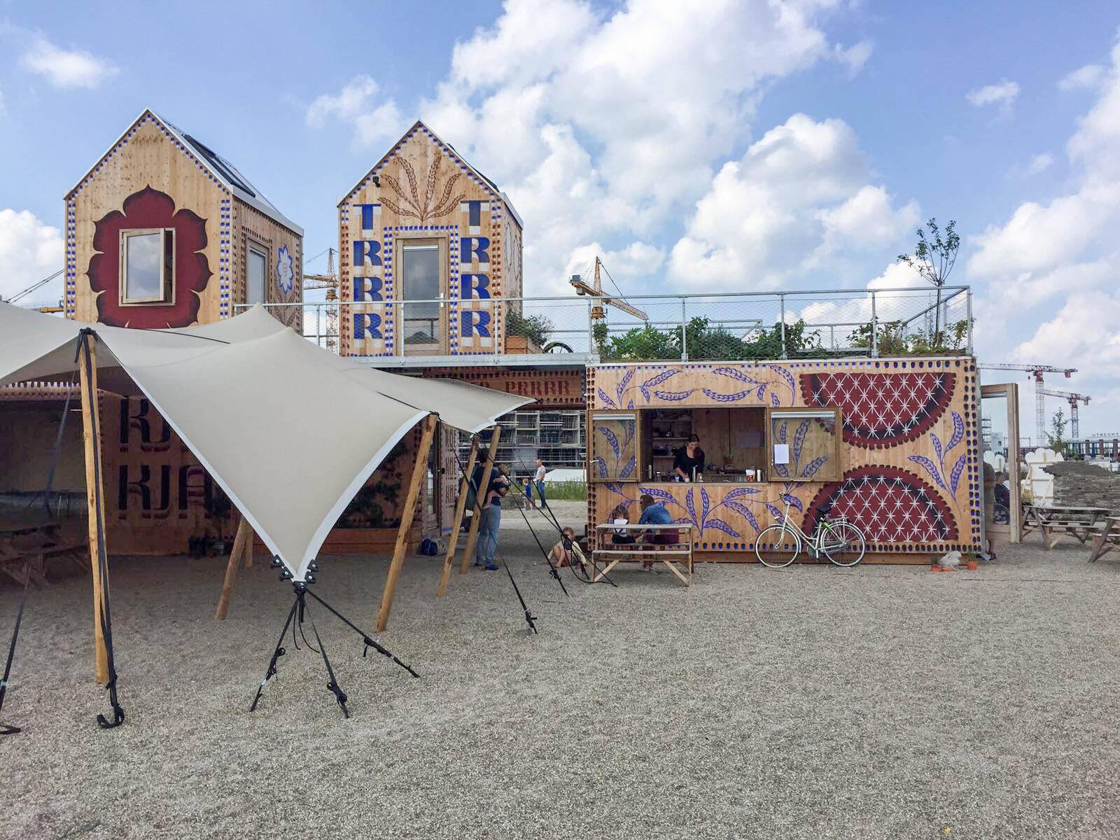 Chloé Rutzerveld Makershuis RAUM