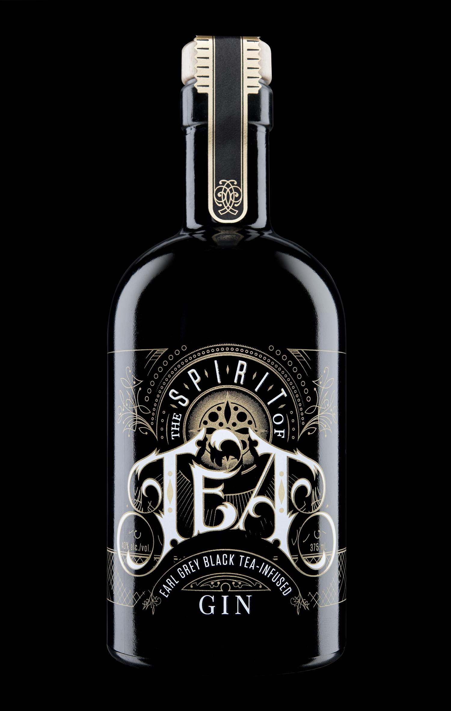Branding and Packaging Design for The Spirit of Tea