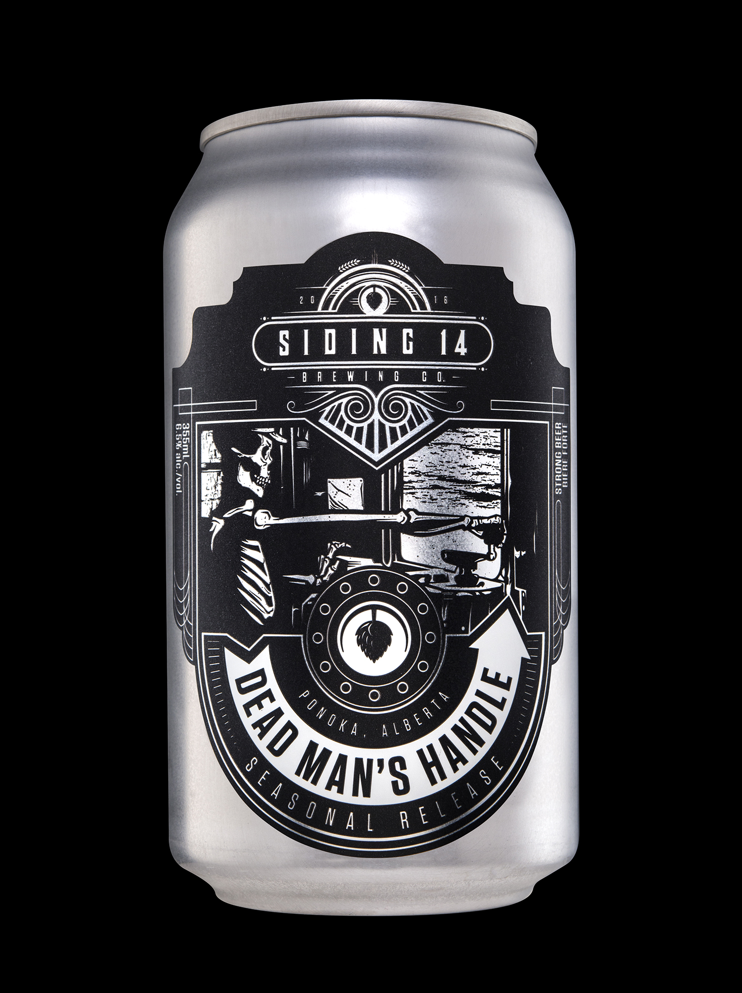 Branding and Packaging Design for Siding 14 Brewing Company