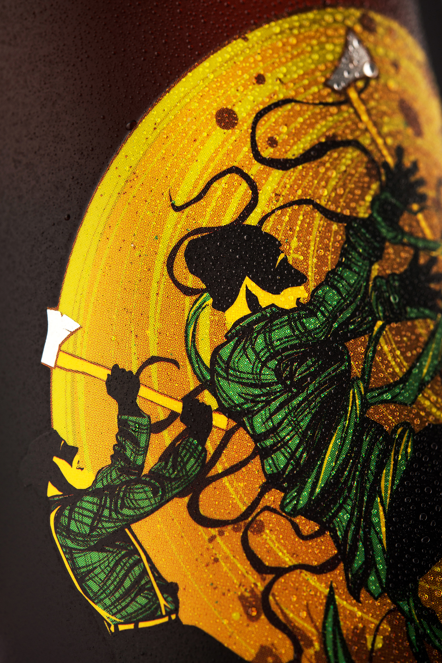Packaging Design for Driftwood Brewery's Limb From Limb RyePa