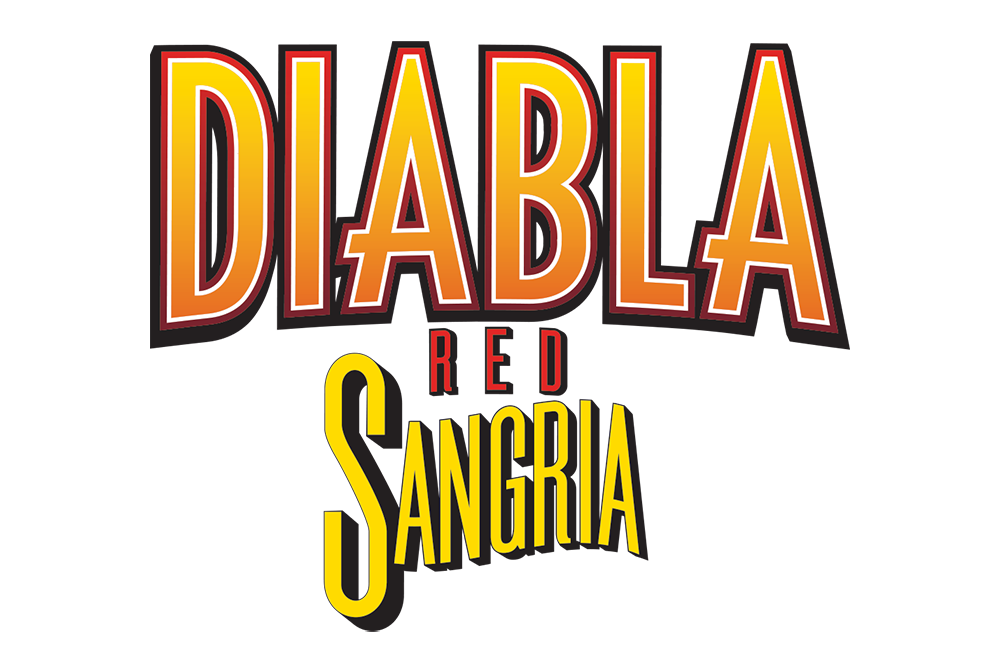 Brand Design for Diabla Sangria