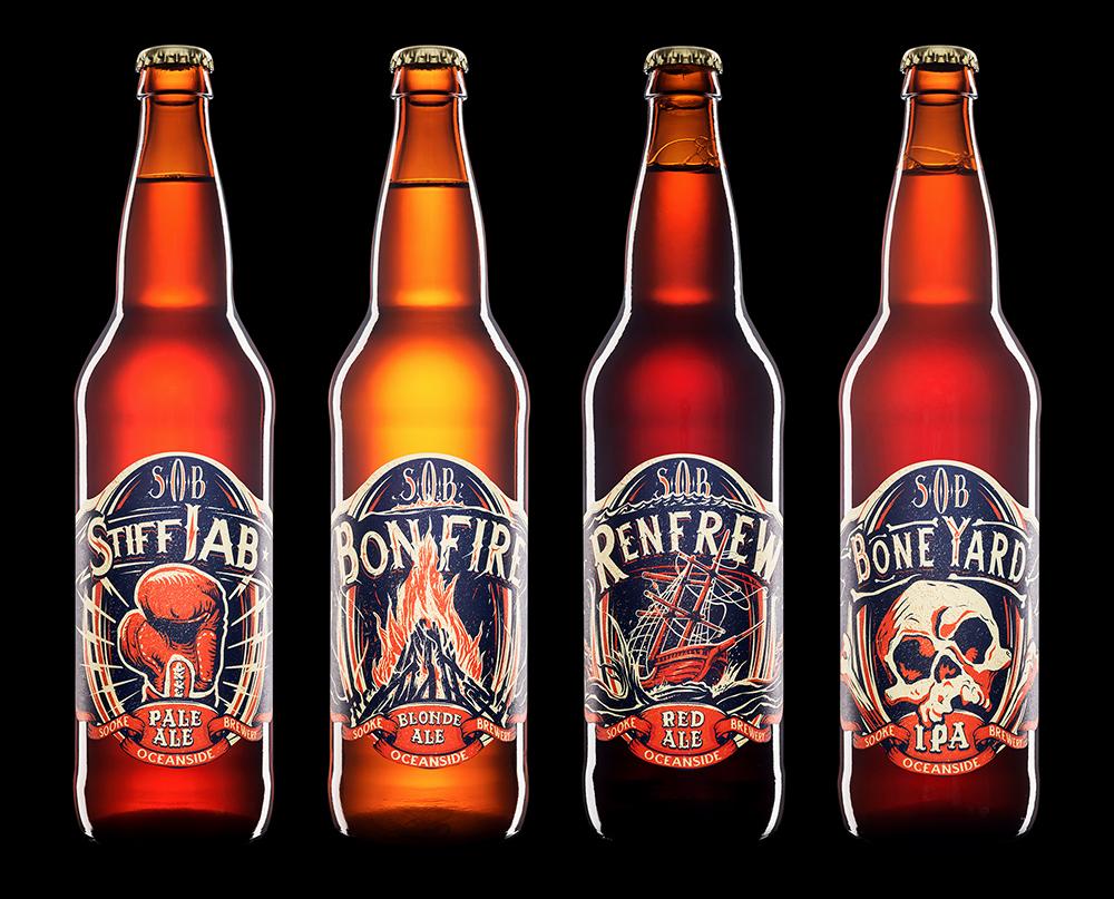 Sooke Oceanside Brewery (SOB)