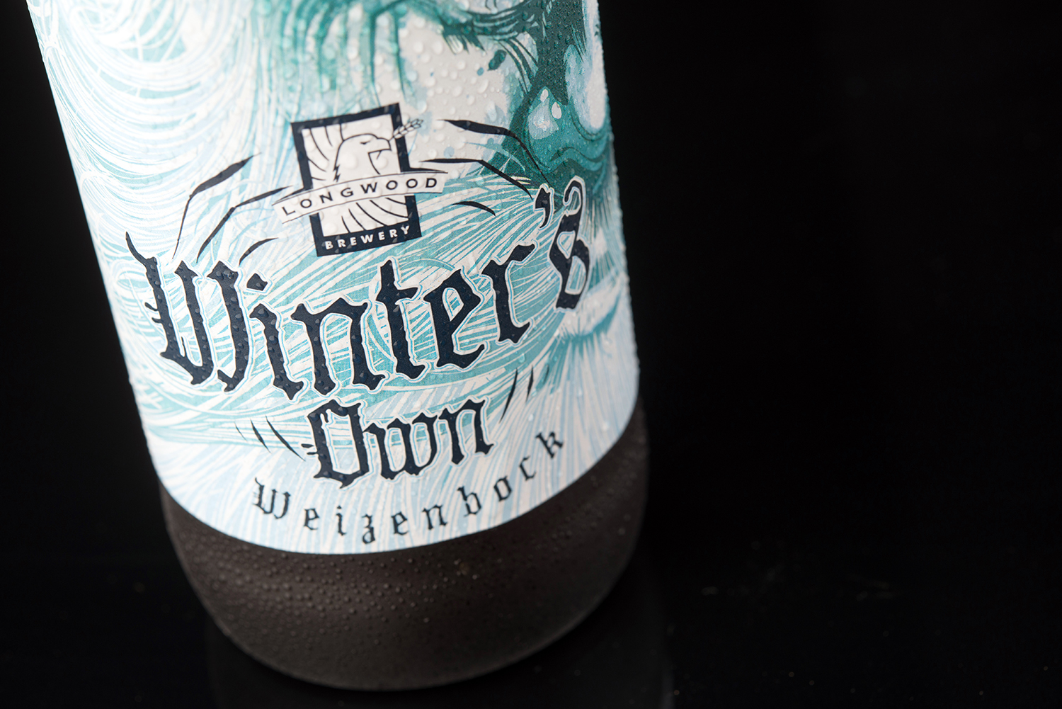 Packaging Design for Longwood Brewery's Winter's Own Weizenbock