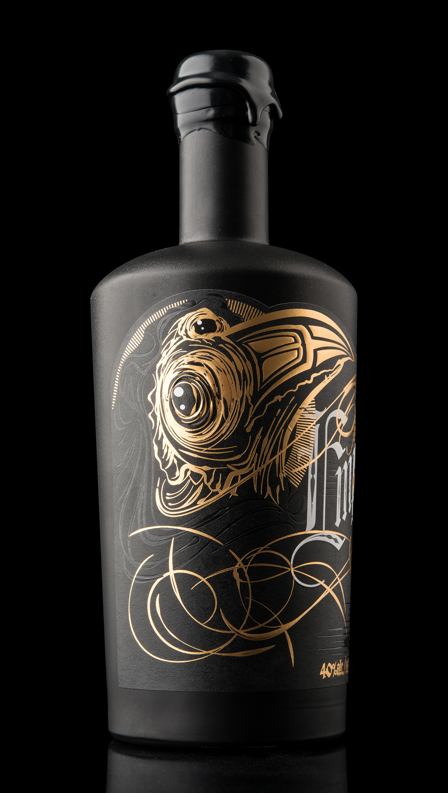 Packaging and Branding Design for Arbutus Distillery's Empiric Gin