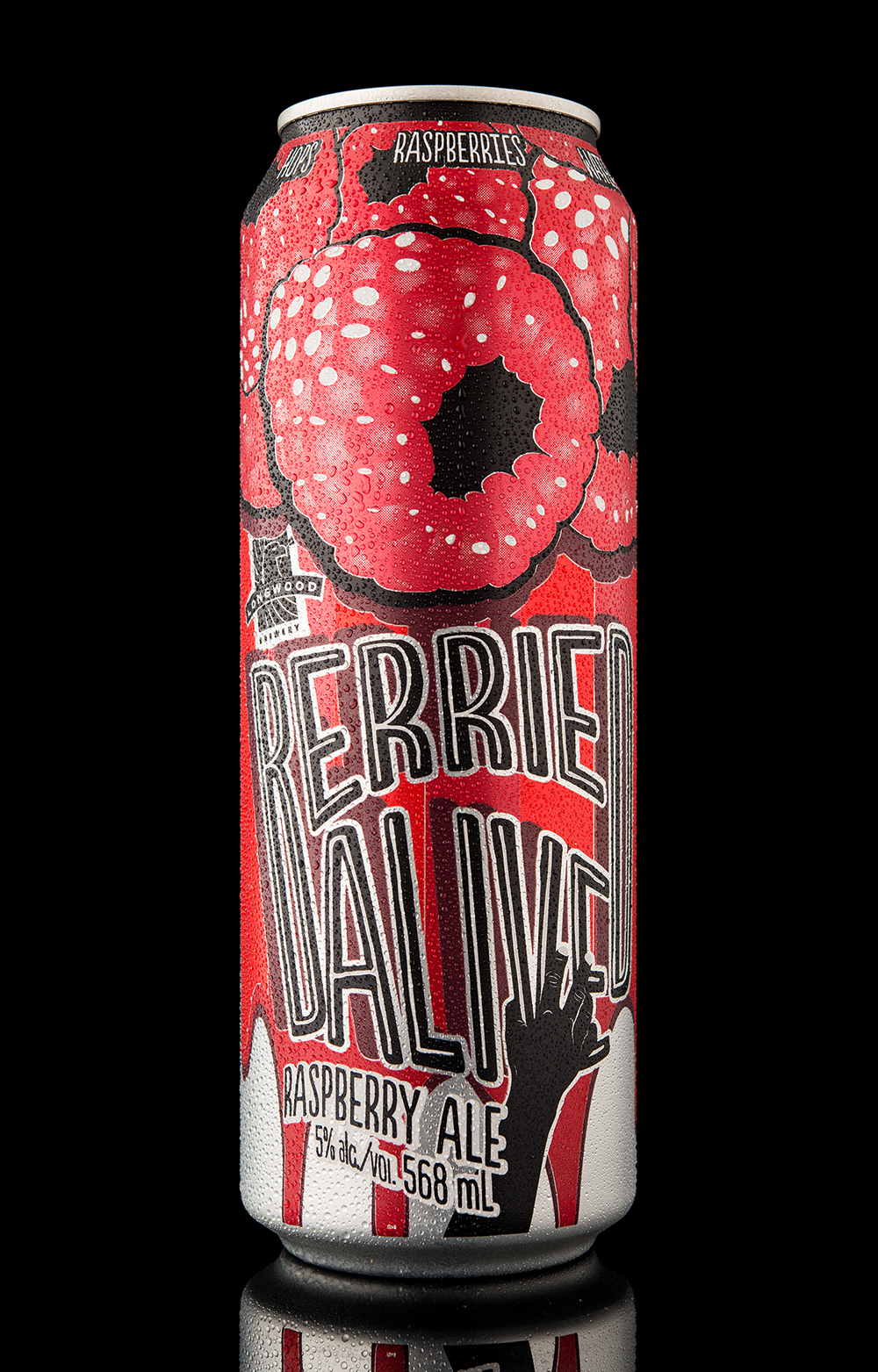 Berried Alive Raspberry Ale
