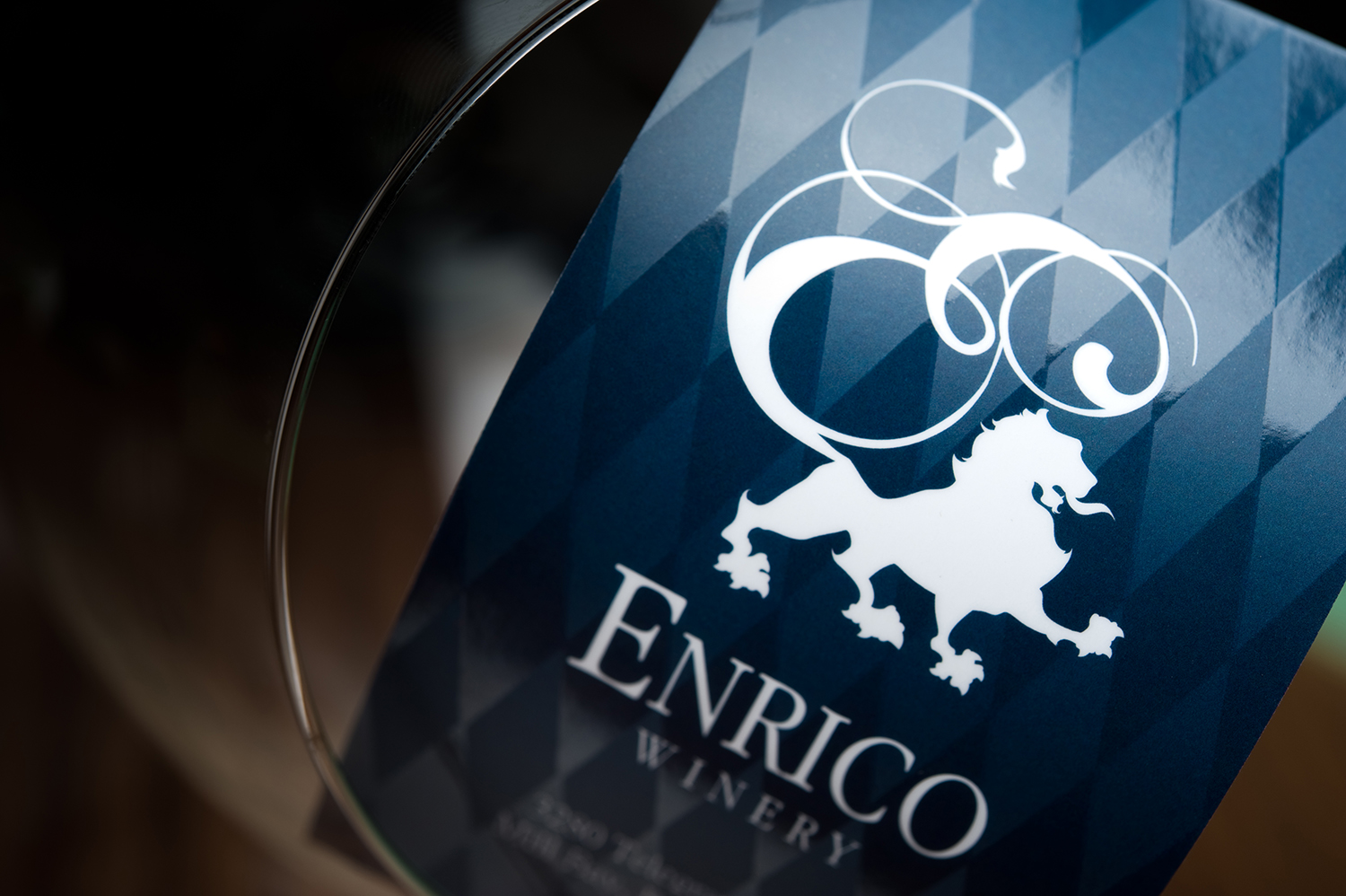 Packaging and Branding Design for Enrico Winery