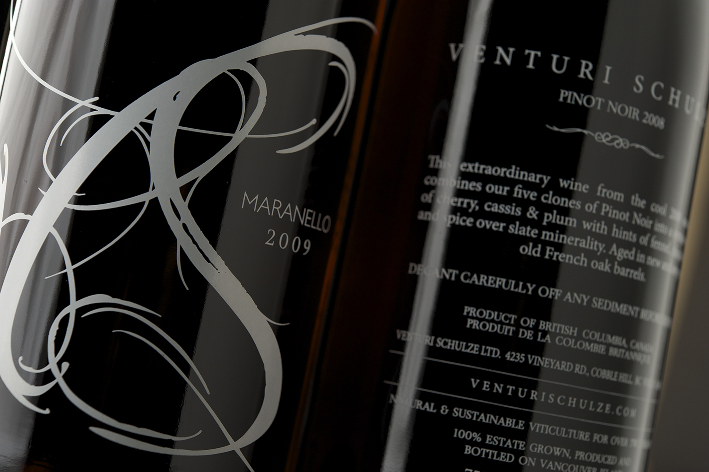 Branding and Packaging Design for Venturi Schulze Vineyards