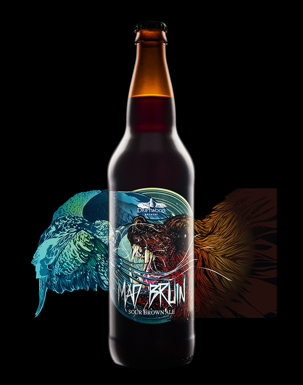 Mad Bruin Sour Brown Ale