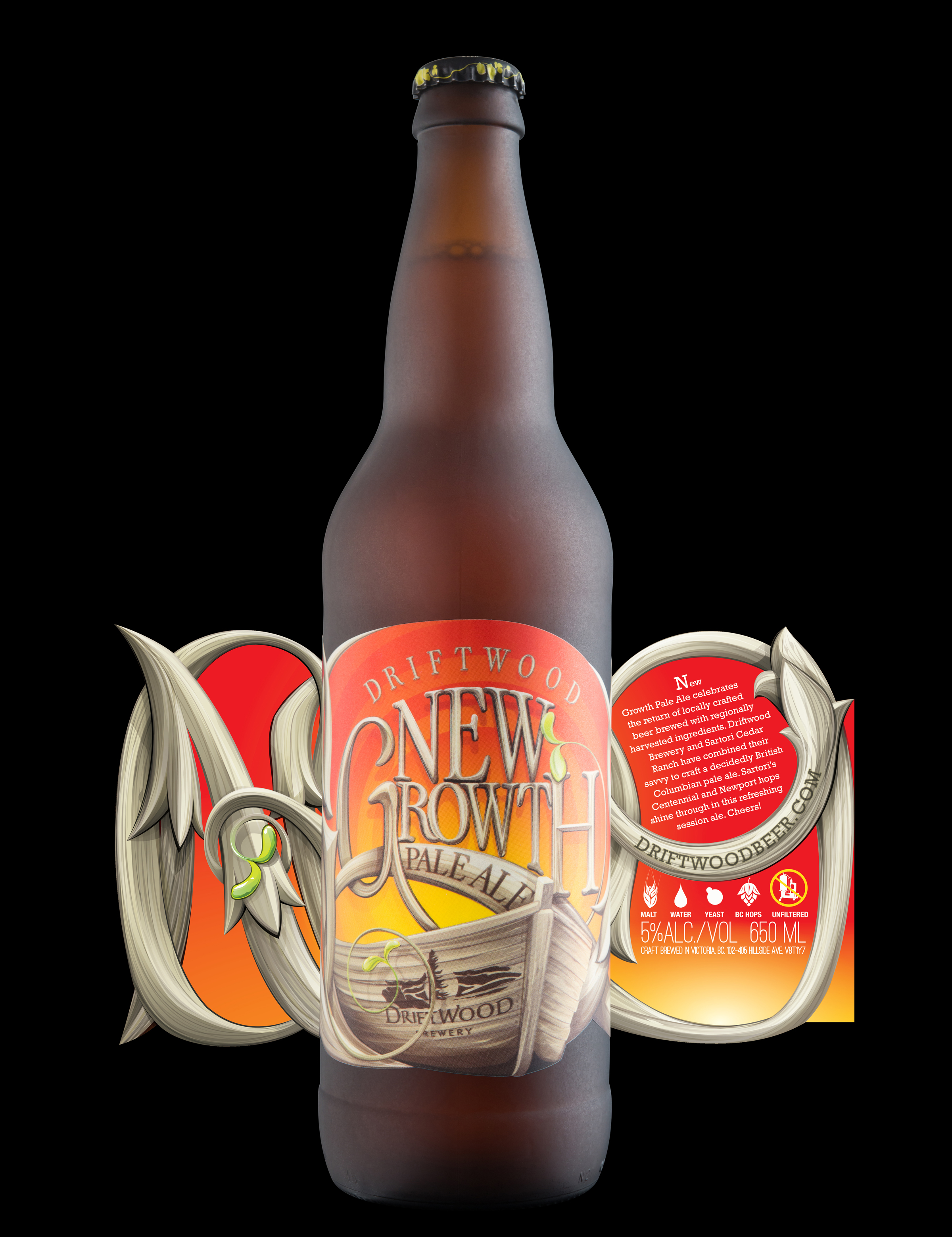 New Growth Pale Ale