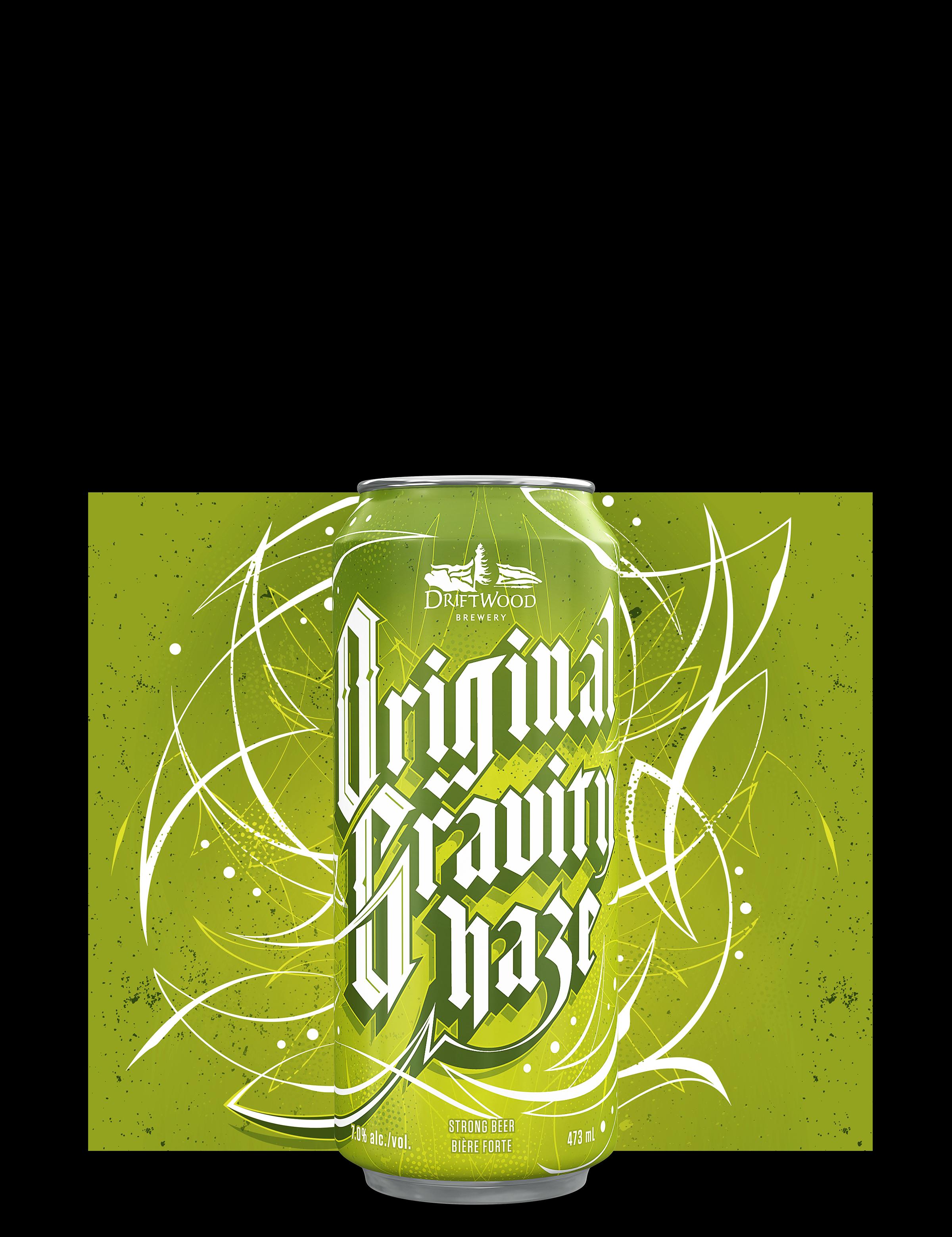 Original Gravity Haze