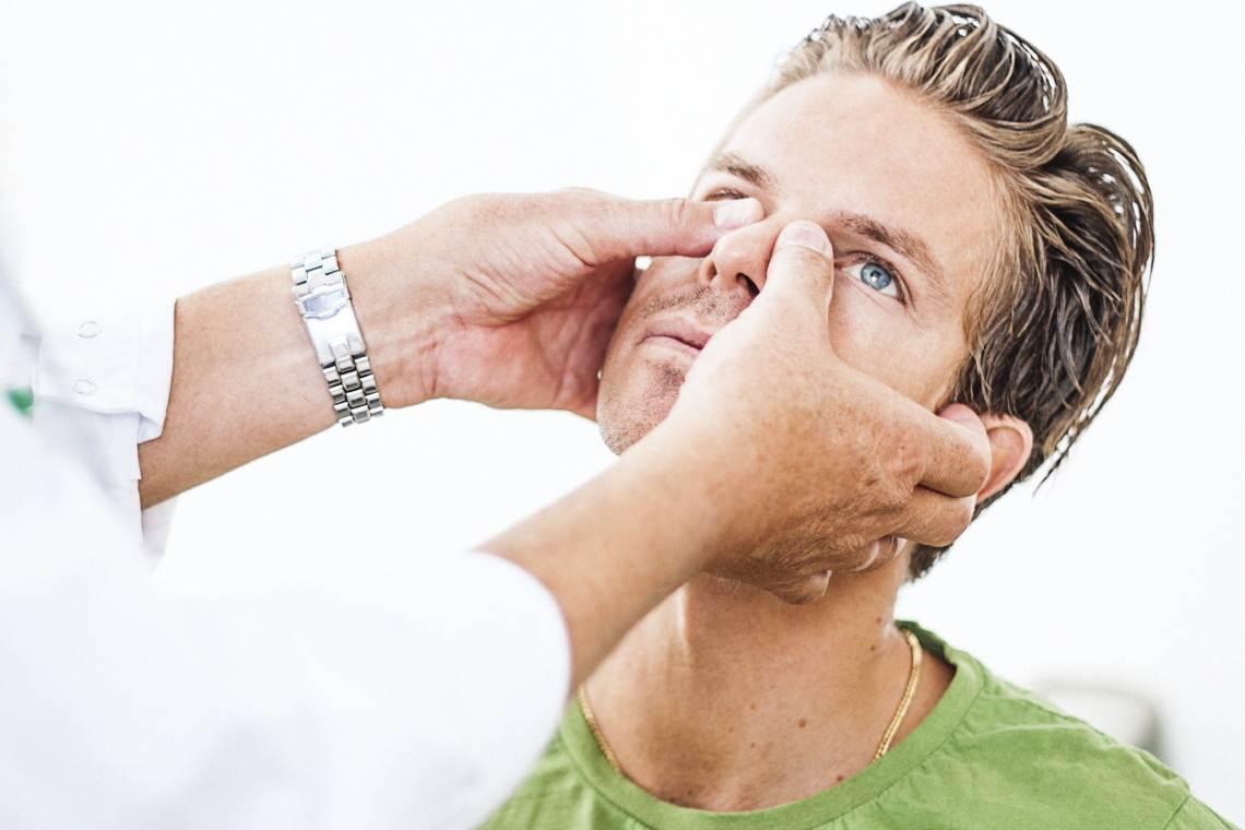 ent nose health checkup sinus nasal
