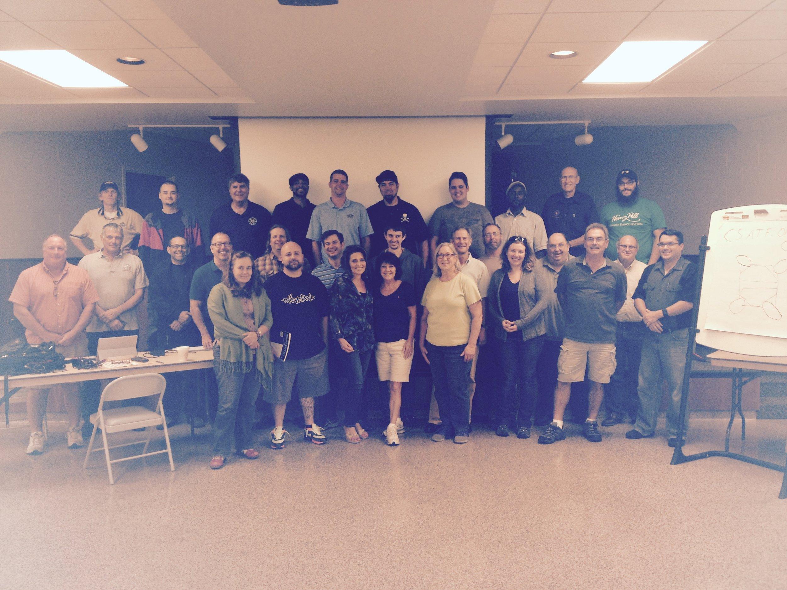 IATSE TTF OSHA 10/General Entertainment Safety in Cleveland, OH | September 17 & 18, 2015