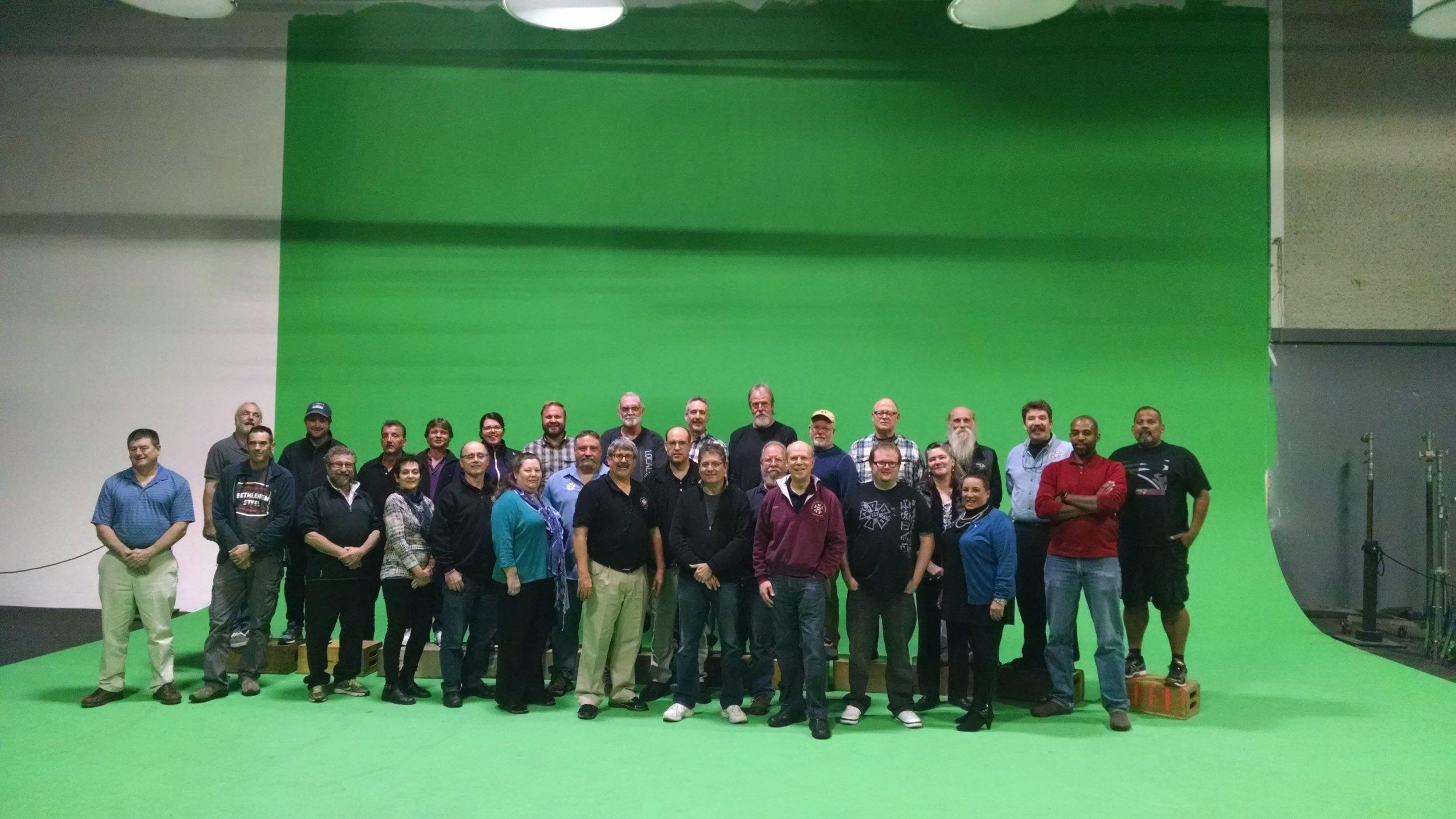 IATSE TTF Train the Trainer in Boston, MA | November 7 & 8, 2015