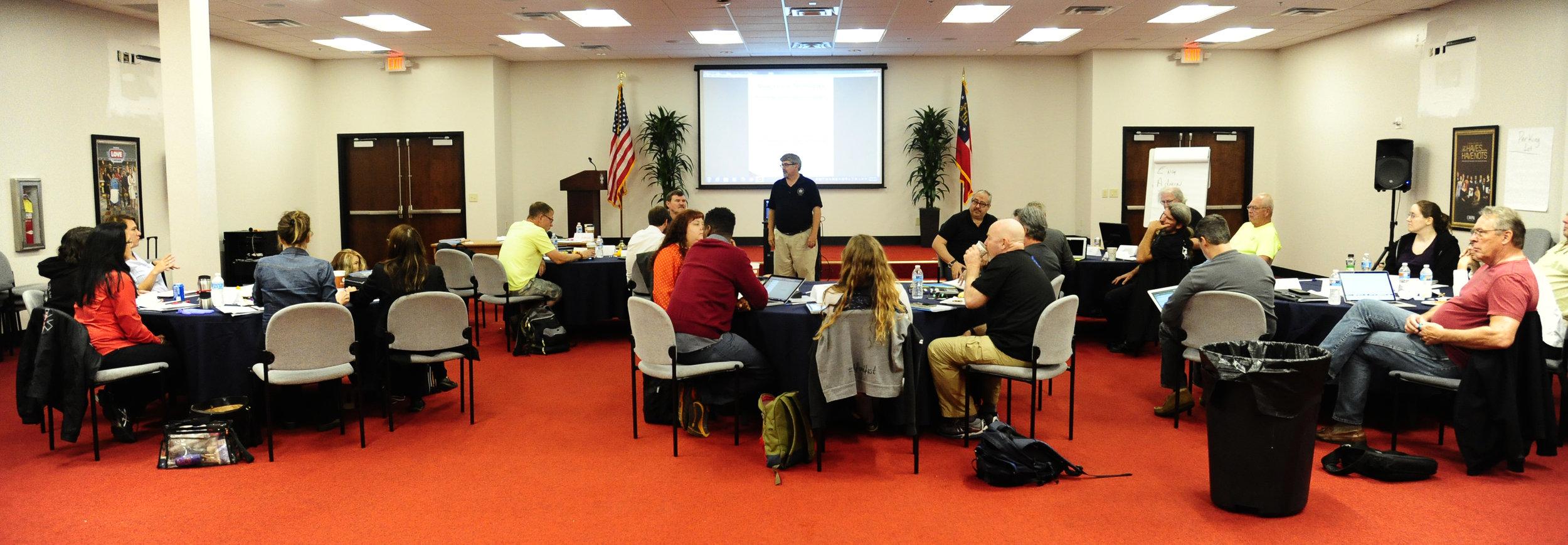 IATSE TTF Train the Trainer in Atlanta, GA | October 10 & 11, 2015