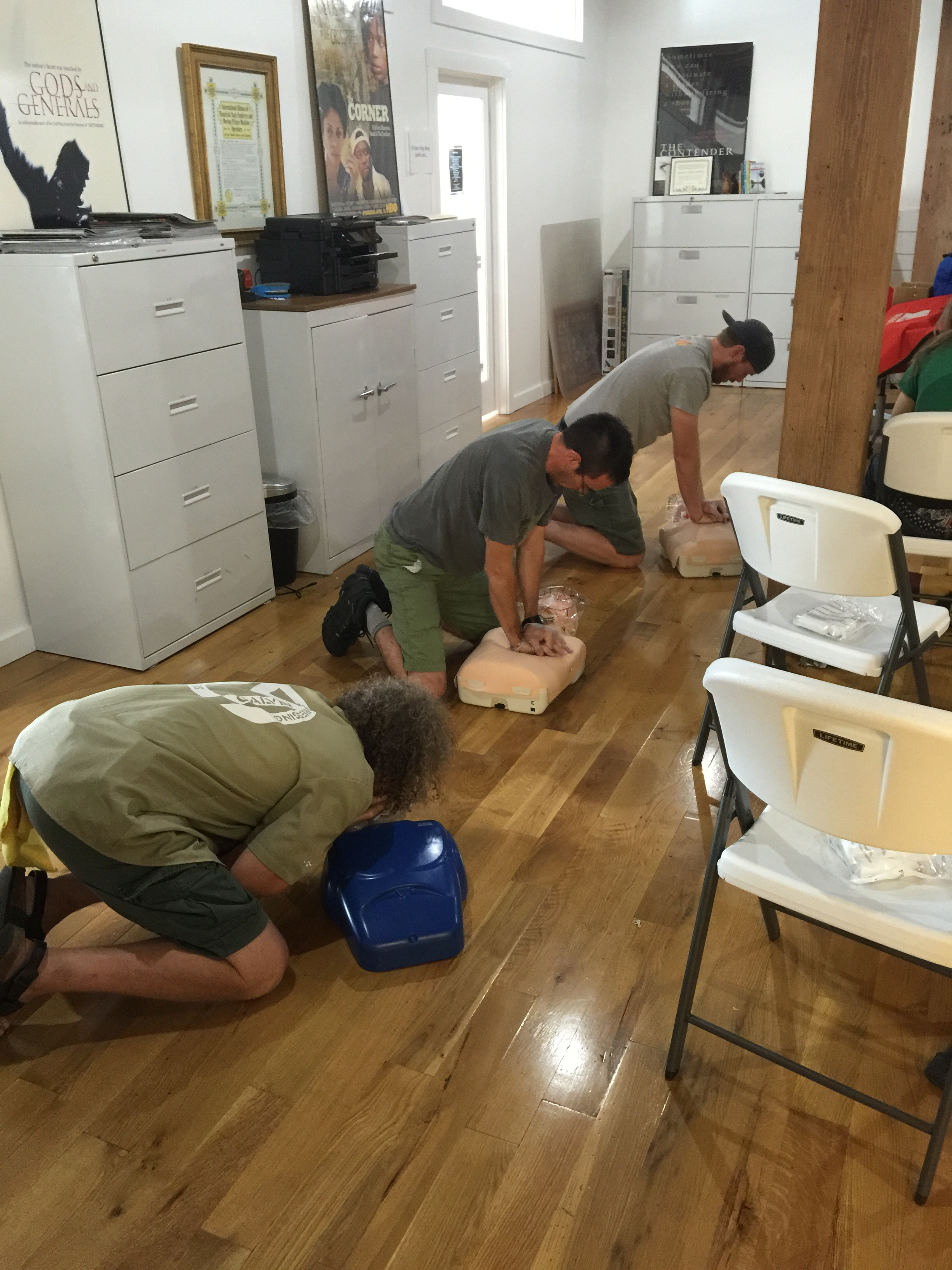 Adult CPR, AED, & First Aid in Atlanta, GA | August 29, 2015