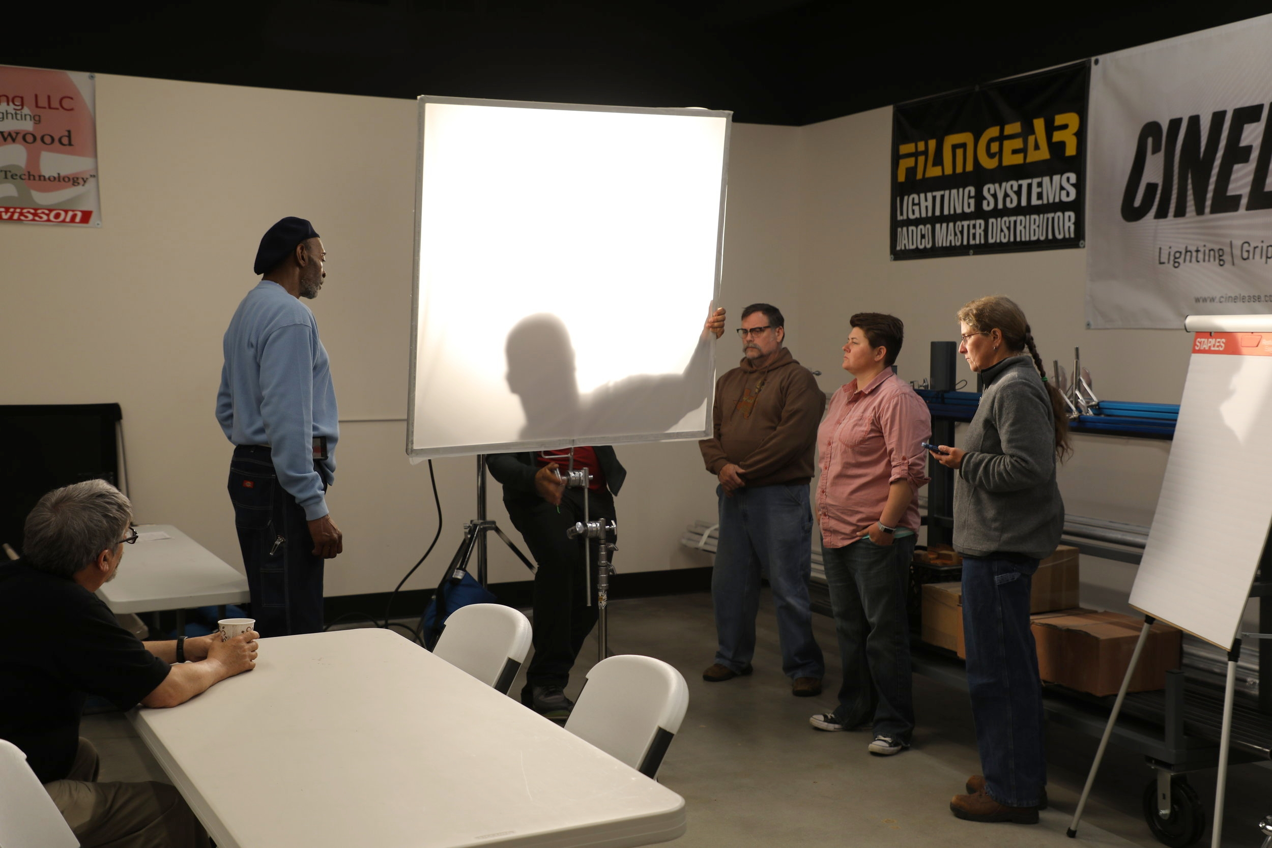 IATSE TTF Train the Trainer: Teaching and Presentation Techniques in Atlanta, GA | March 24-25, 2018