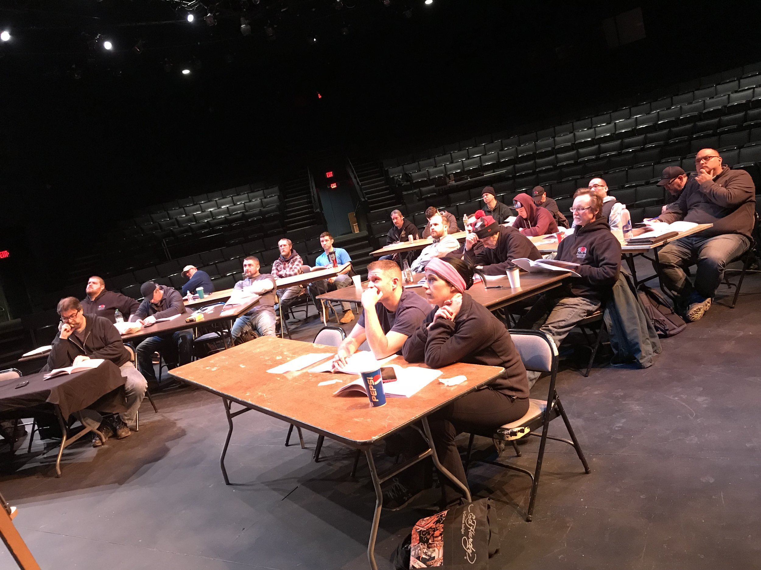 IATSE TTF OSHA 10/General Entertainment Safety in Buffalo, NY | April 9-10, 2018