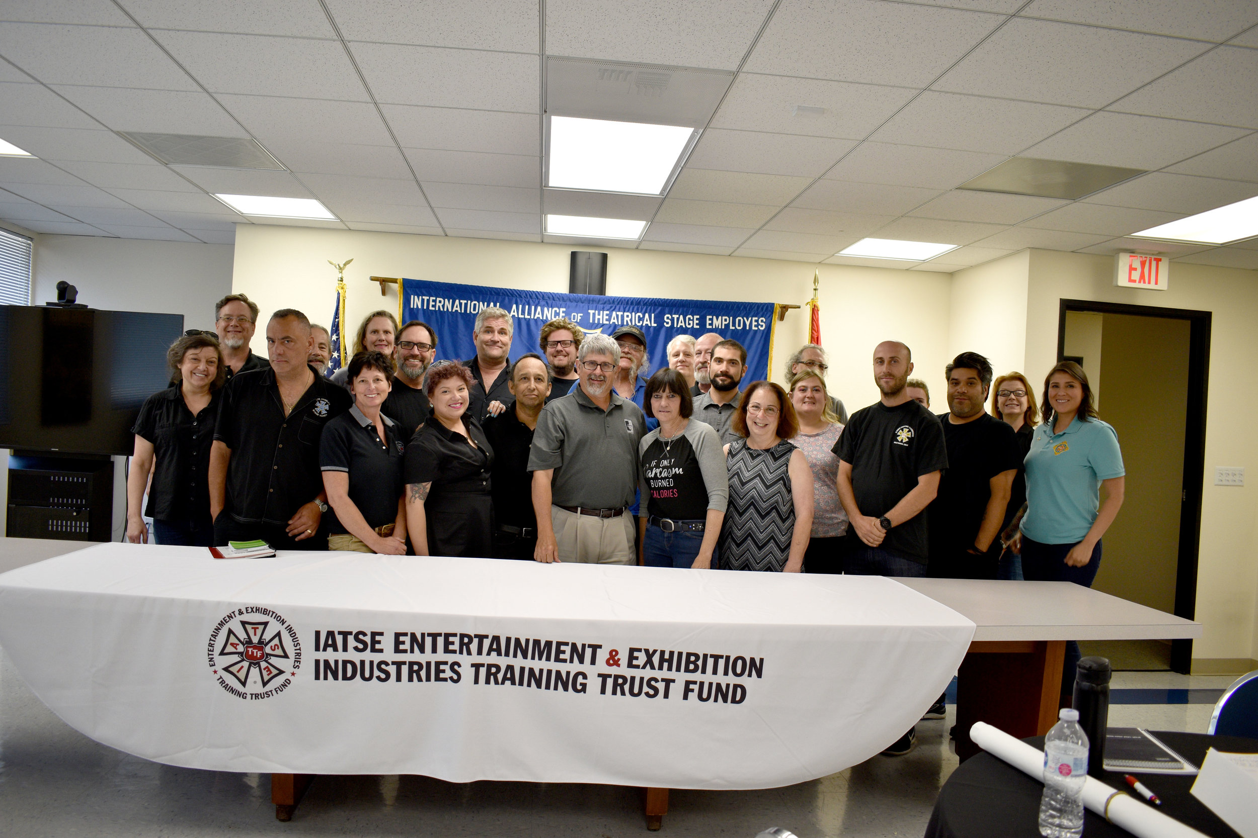 IATSE TTF Train the Trainer: Teaching and Presentation Techniques in Los Angeles, CA | June 9-10, 2018