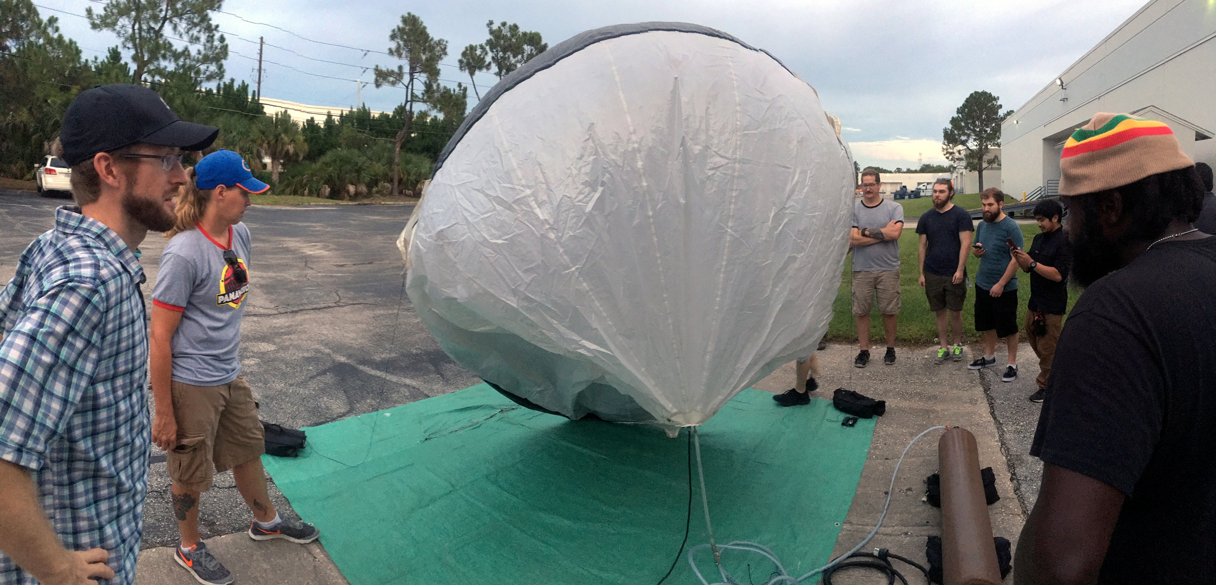 Airstar Aerial Balloon in Fort Lauderdale, FL | July 19, 2018