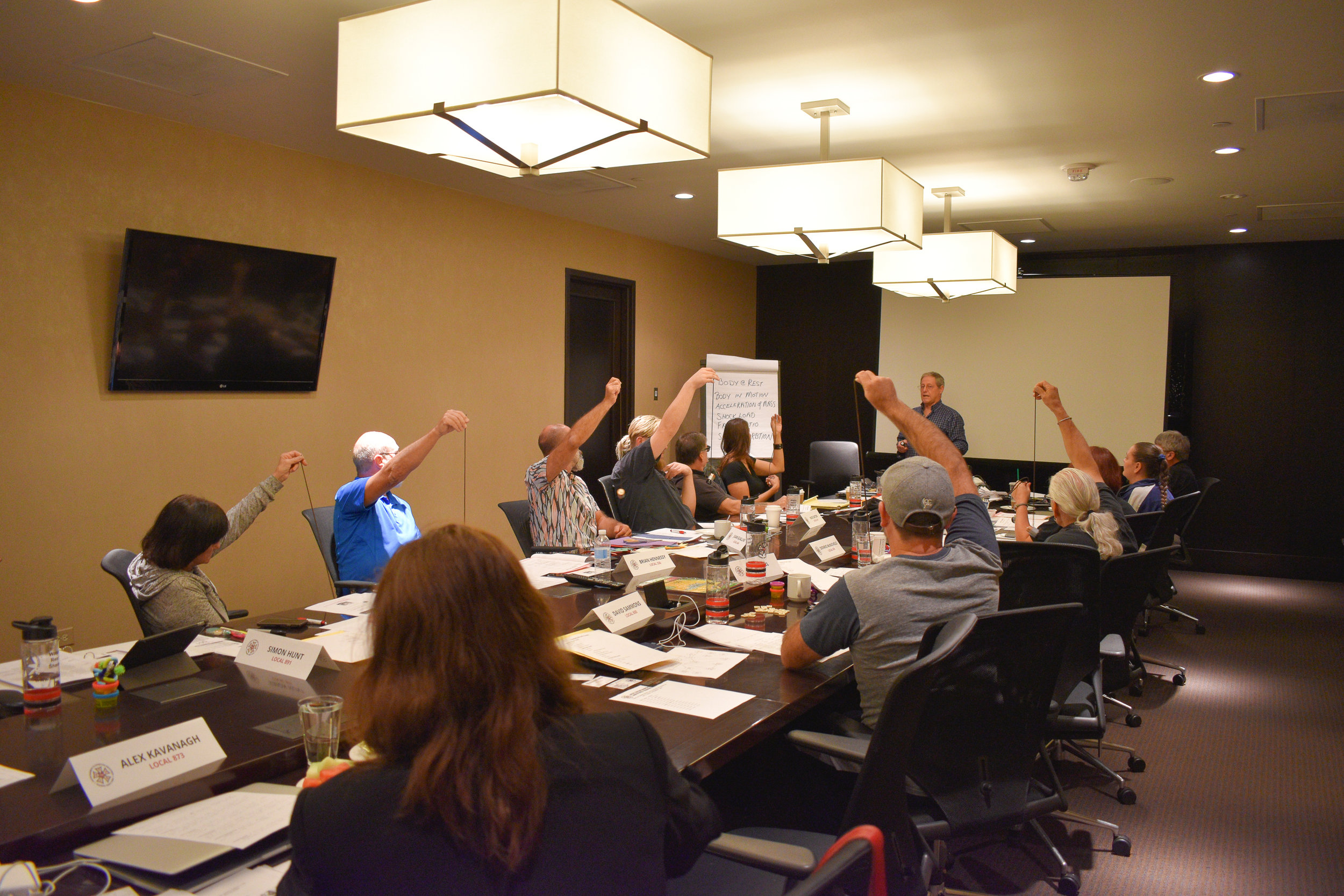 IATSE TTF Train the Trainer Master Class: Teaching the Theoretical in Denver, CO | September 7-9, 2018