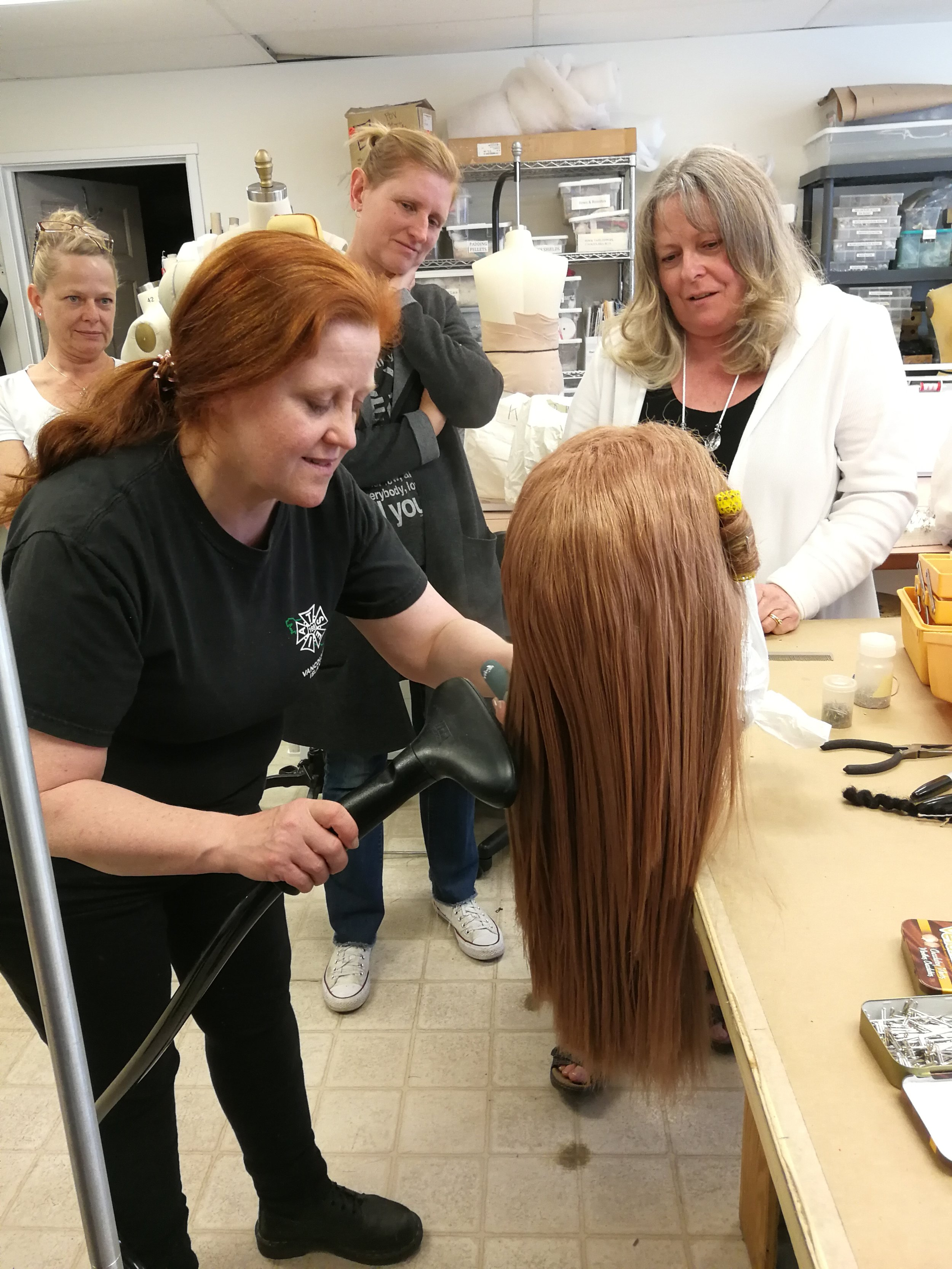 How to Run a Wig in Victoria, BC   | May 4, 2019