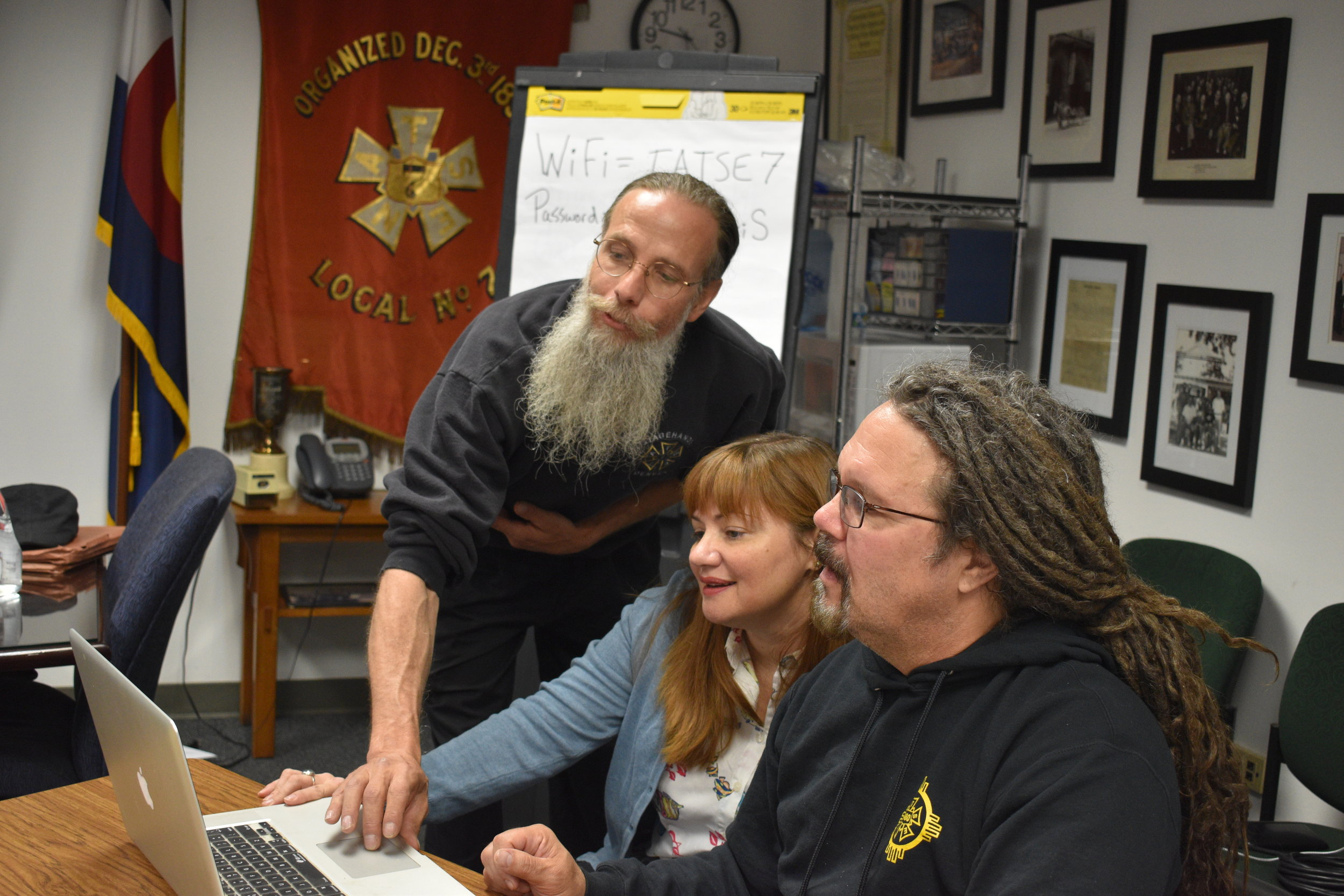 IATSE TTF Train the Trainer: Teaching and Presentation Techniques in Denver, CO | May 19-20, 2019
