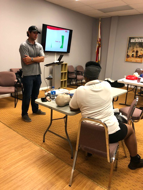 CPR AED in Fort Lauderdale, FL | June 15, 2019