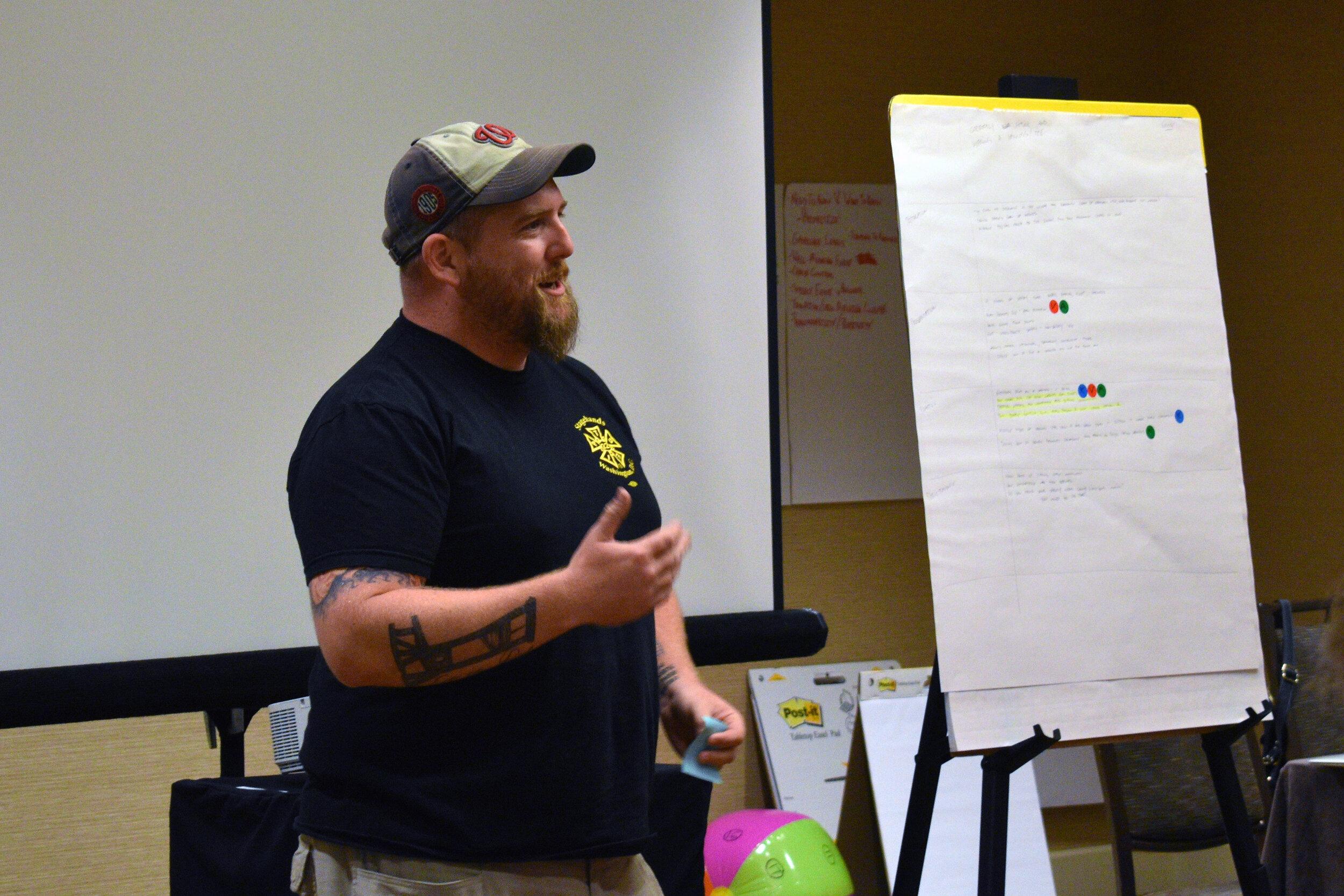 IATSE TTF Train the Trainer: Course Development in Denver, CO | September 20-22, 2019