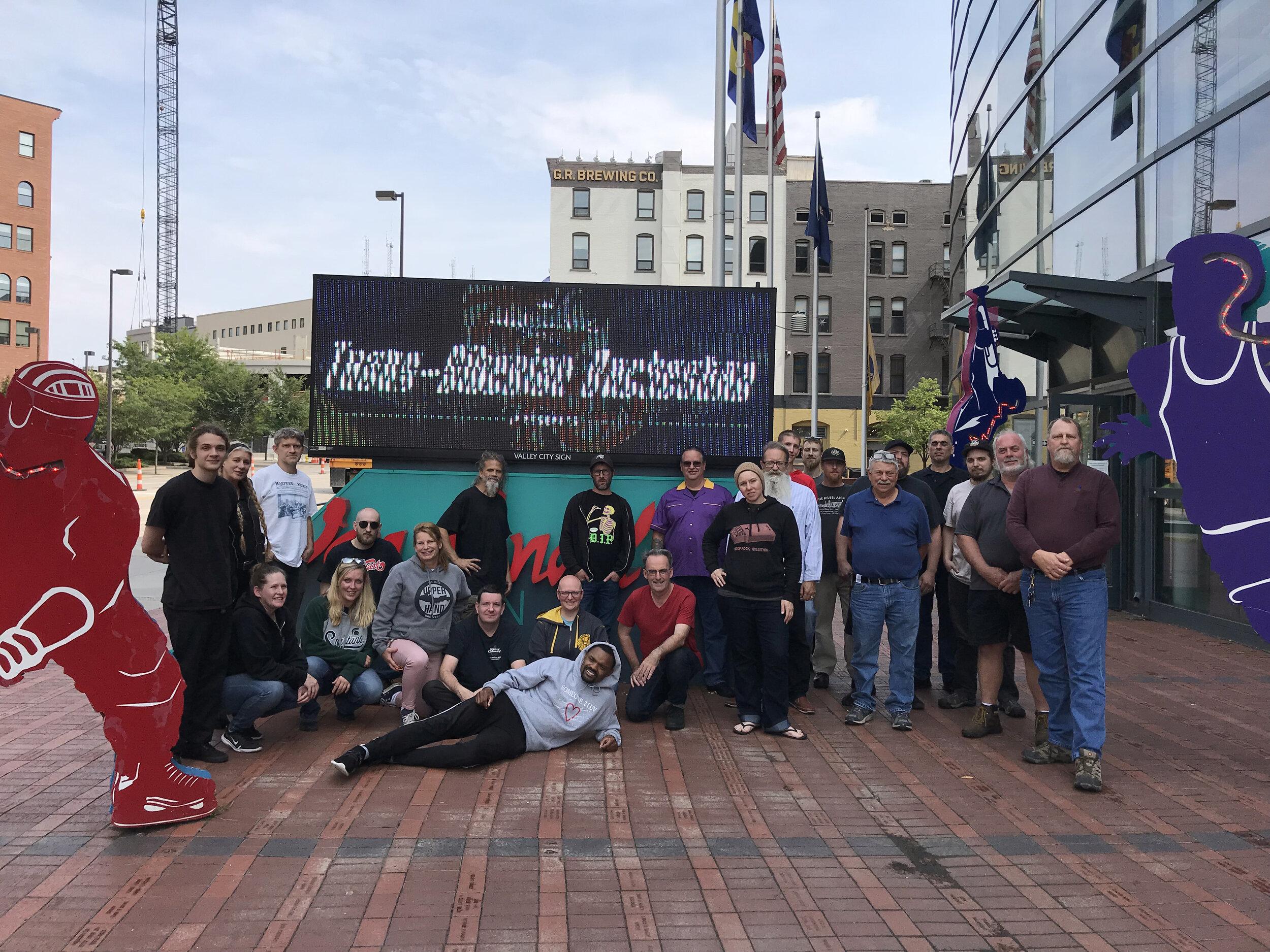IATSE TTF OSHA 10/General Entertainment Safety in Grand Rapids, MI | September 9-10, 2019
