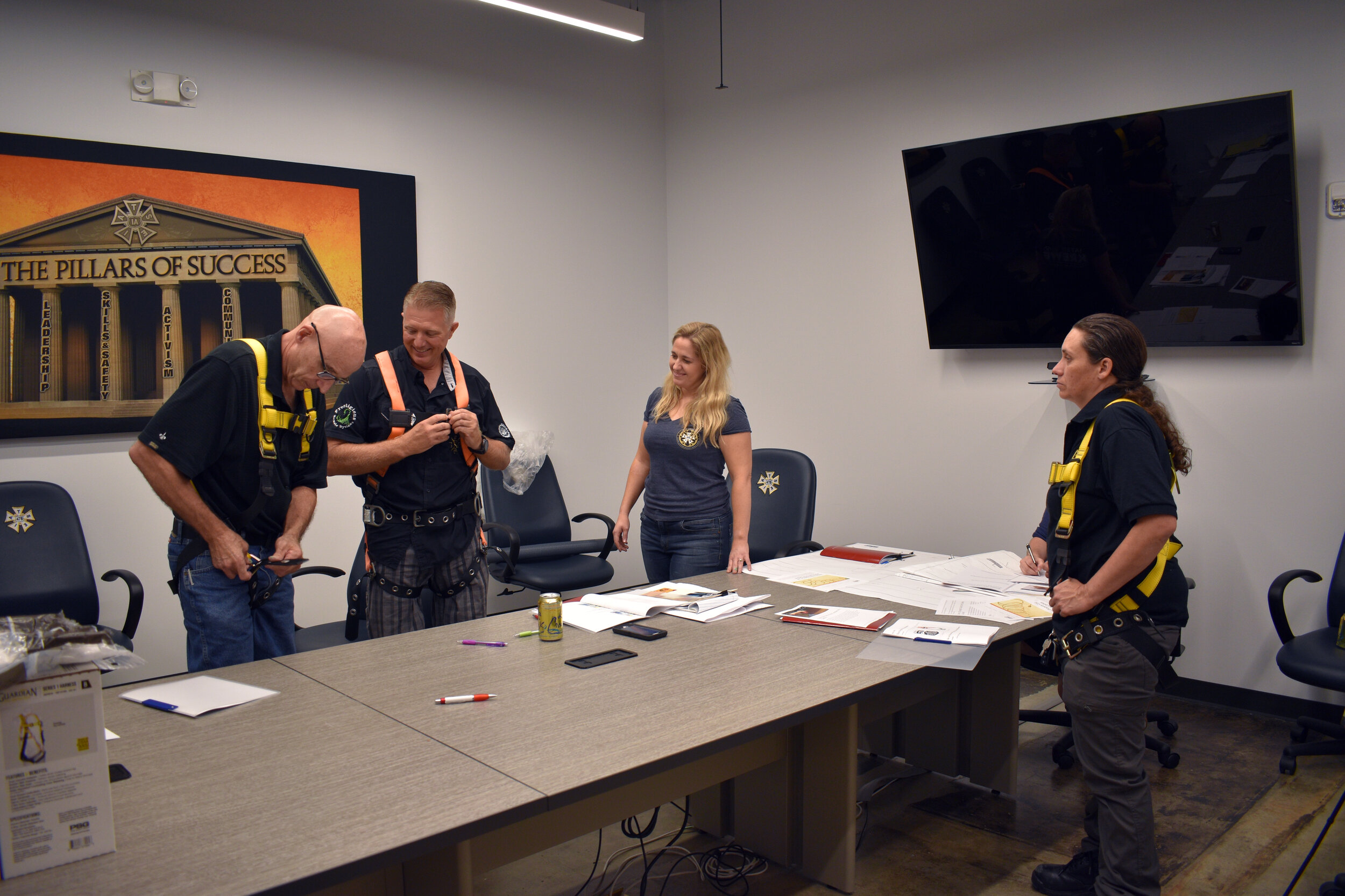 IATSE TTF Train the Trainer: Teaching and Presentation Techniques in New Orleans, LA | October 12-13, 2019