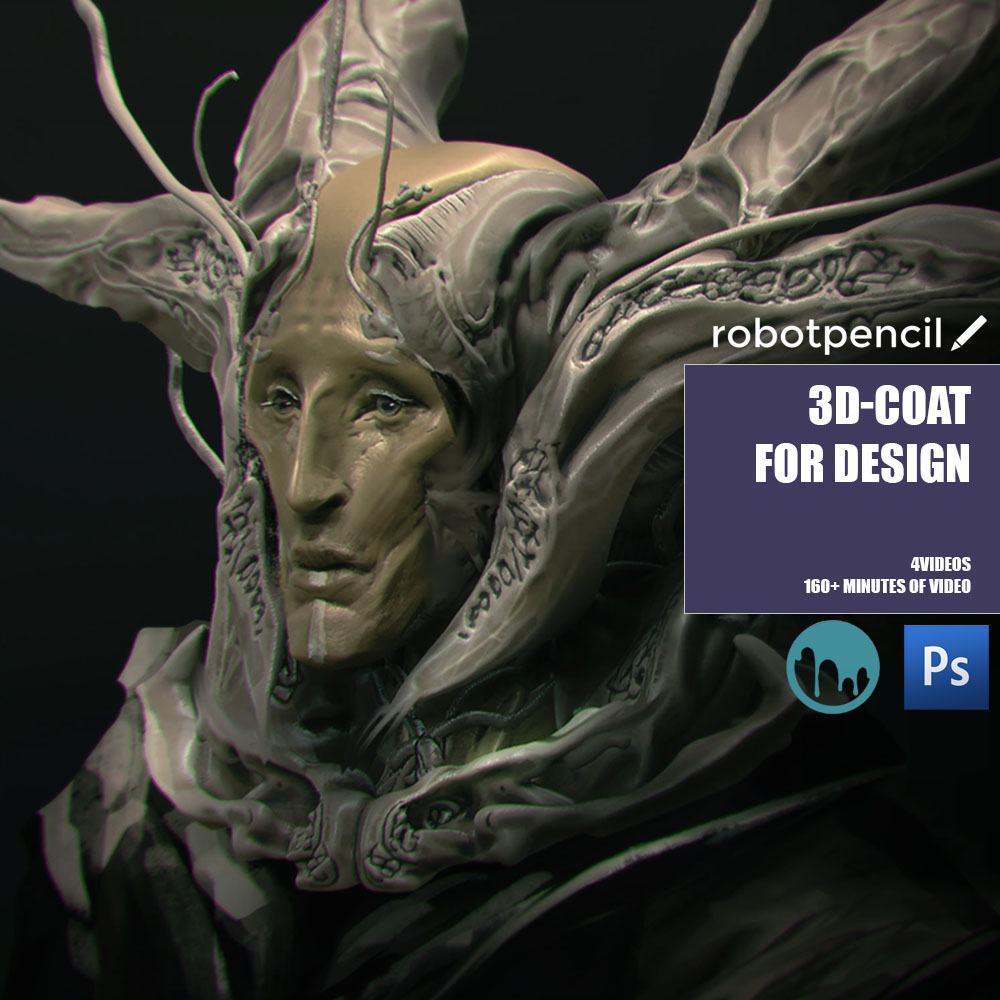 3D-Coat for Design - Video 1 - InterfacingVideo 2 - Software LimitsVideo 3 - DesigningVideo 4 - Demo No CommentaryCLICK HERE FOR DOWNLOAD LINK