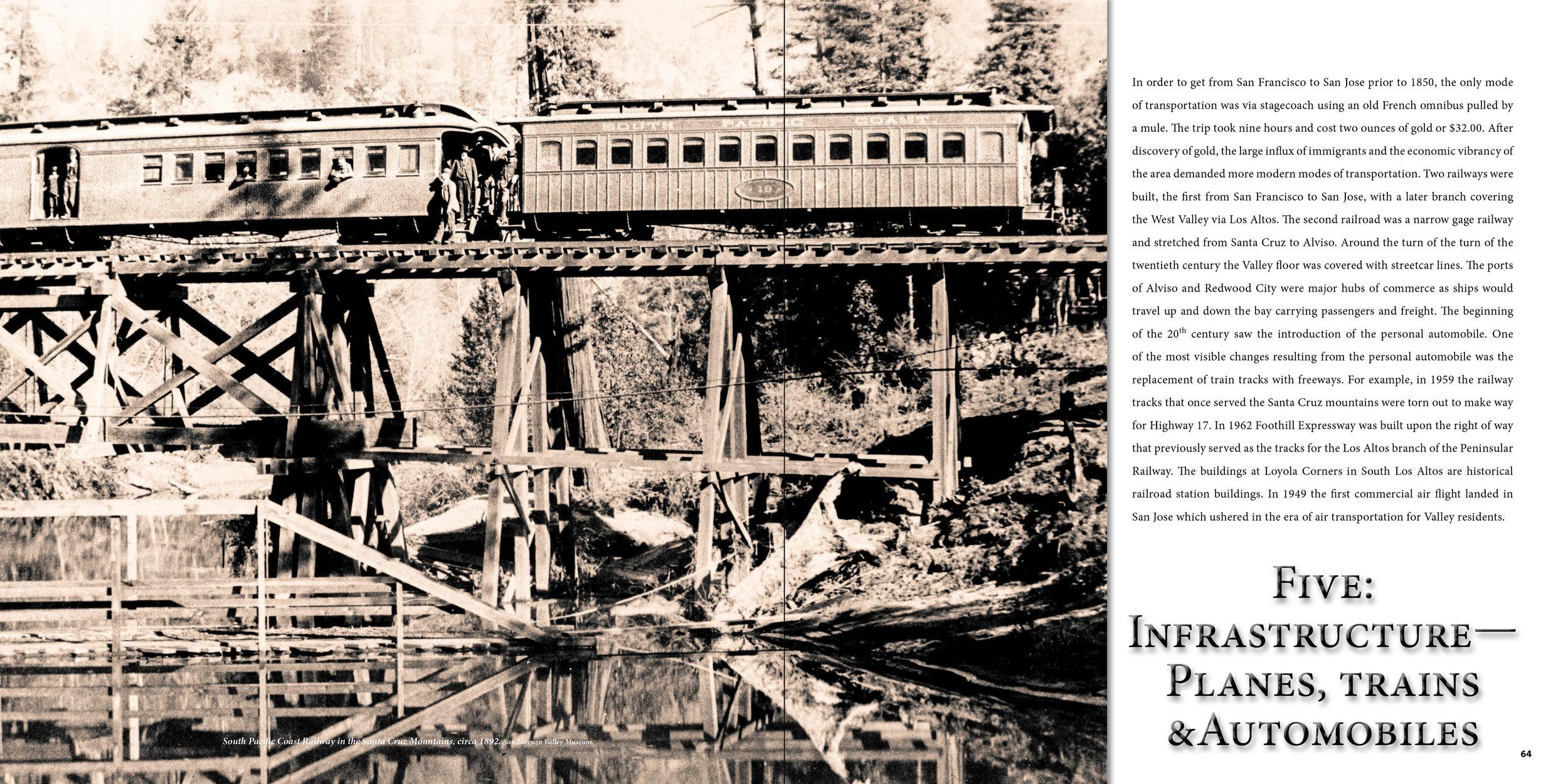 Chapter 5 - Transportation in Santa Clara Valley