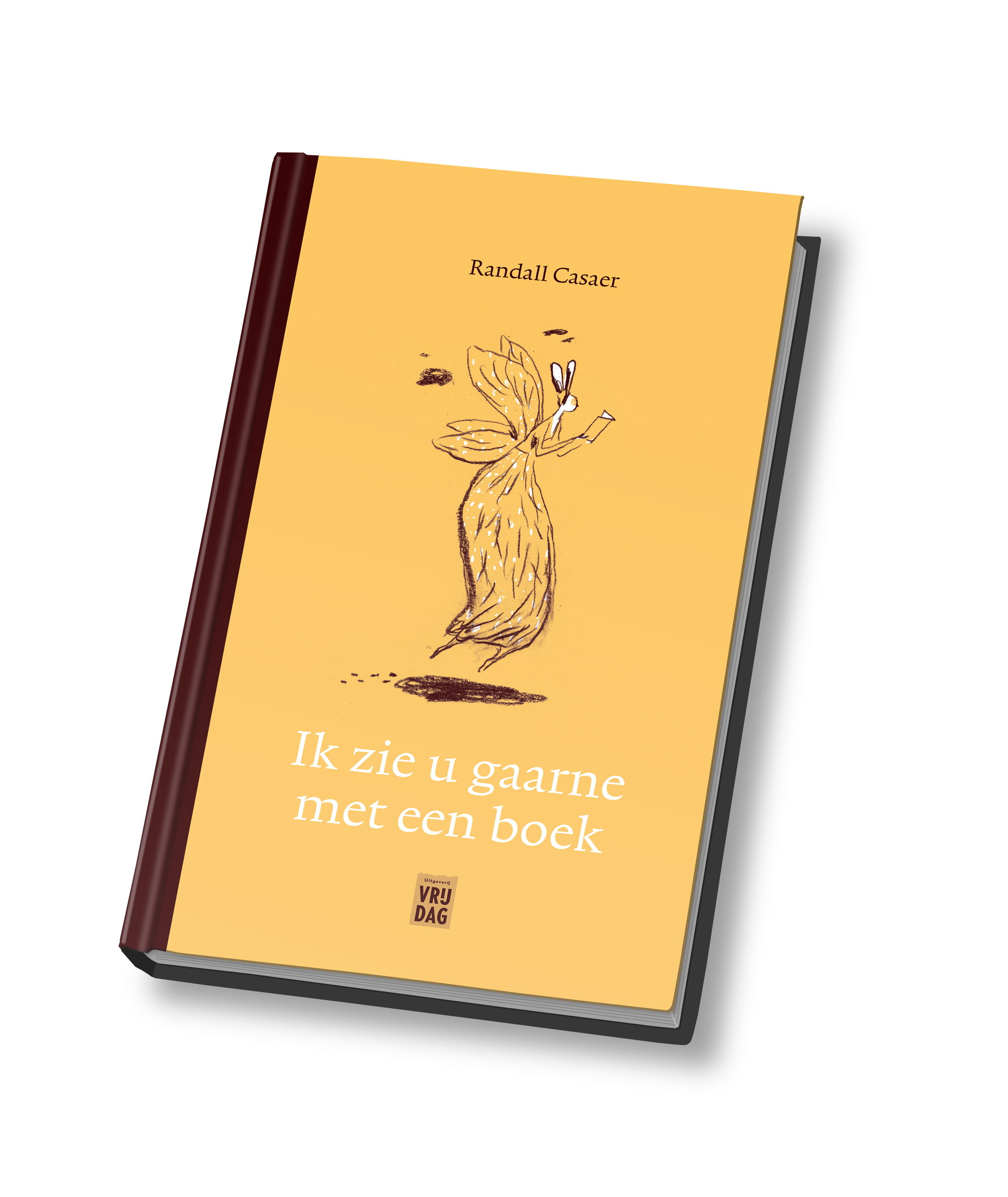 2013 Ik zie u gaarne met een boek - uitgevrij Vrijdag