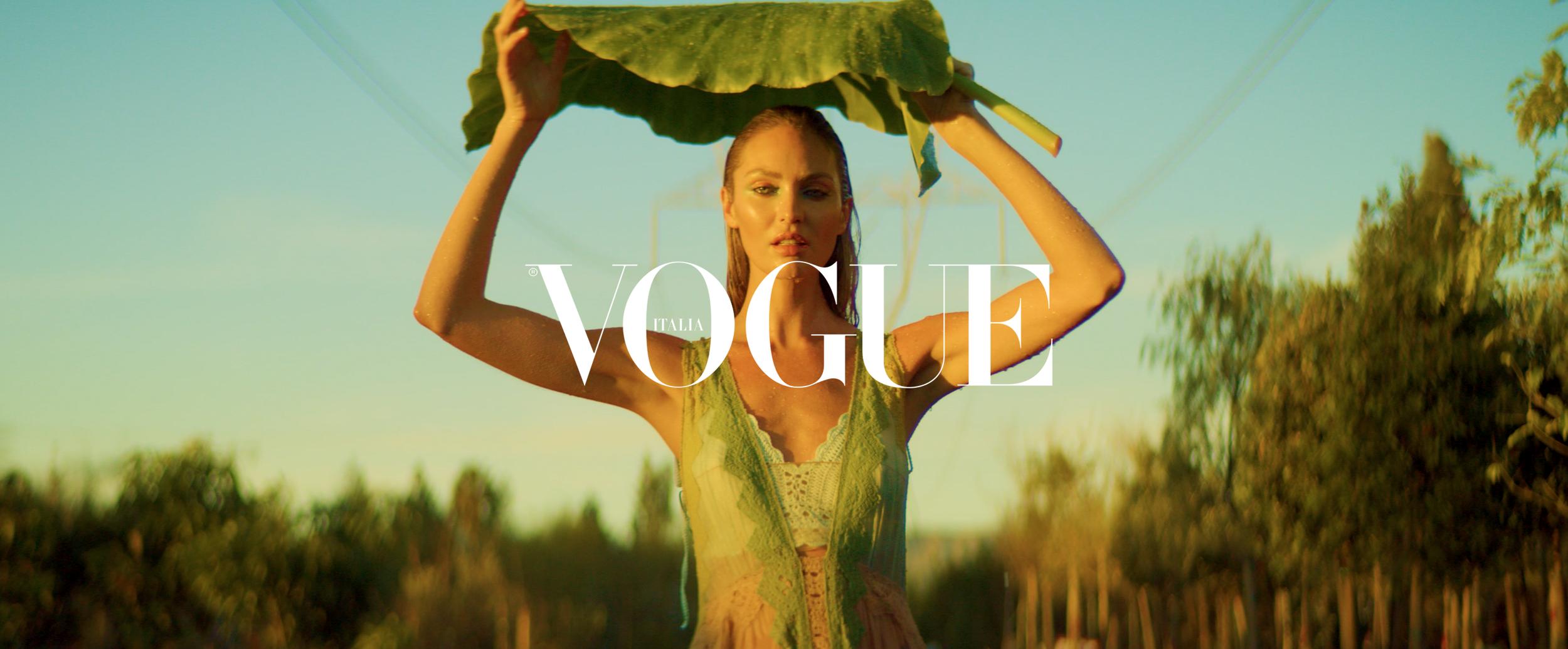 VOGUE x ITALIA | film