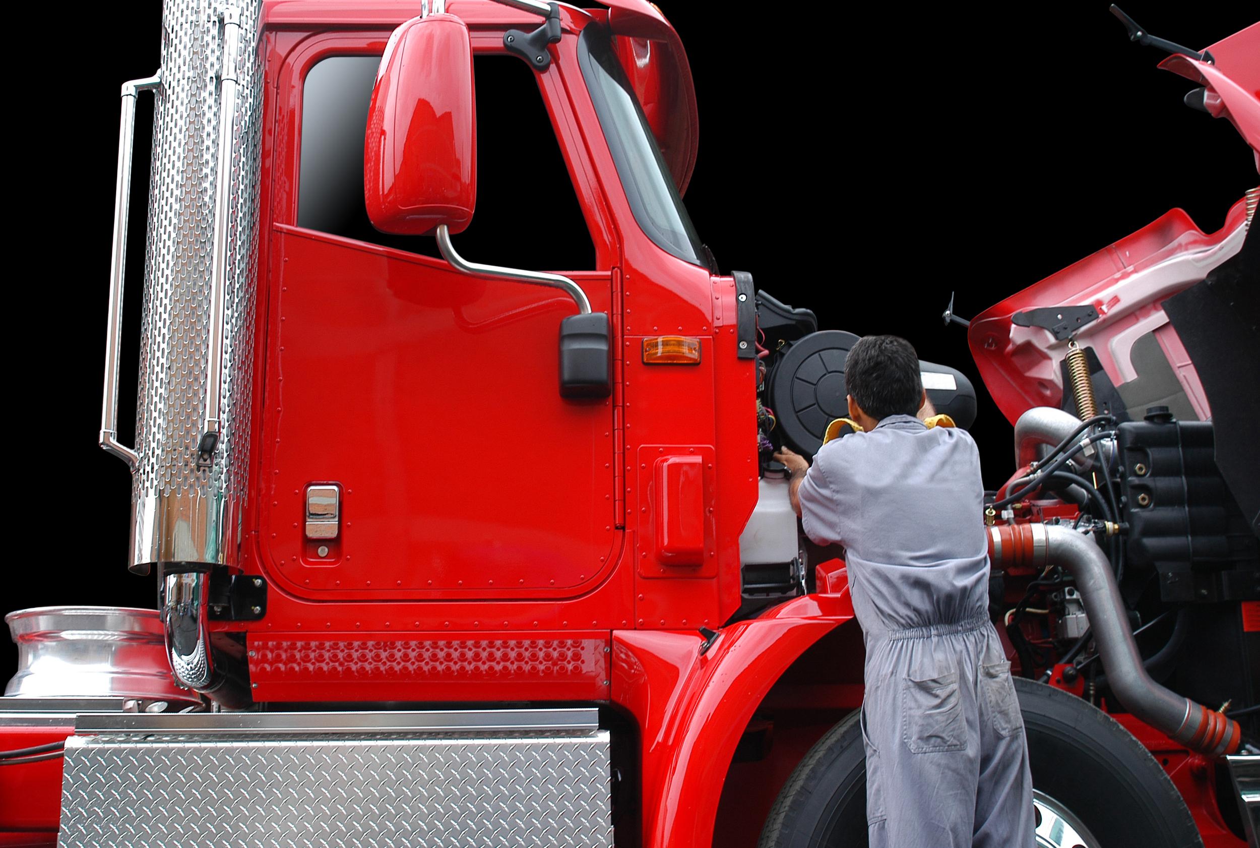 Diesel Truck and Semi Truck Repair