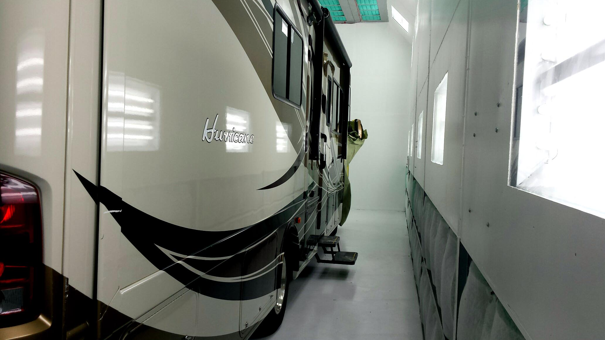 Motor home Collision repair