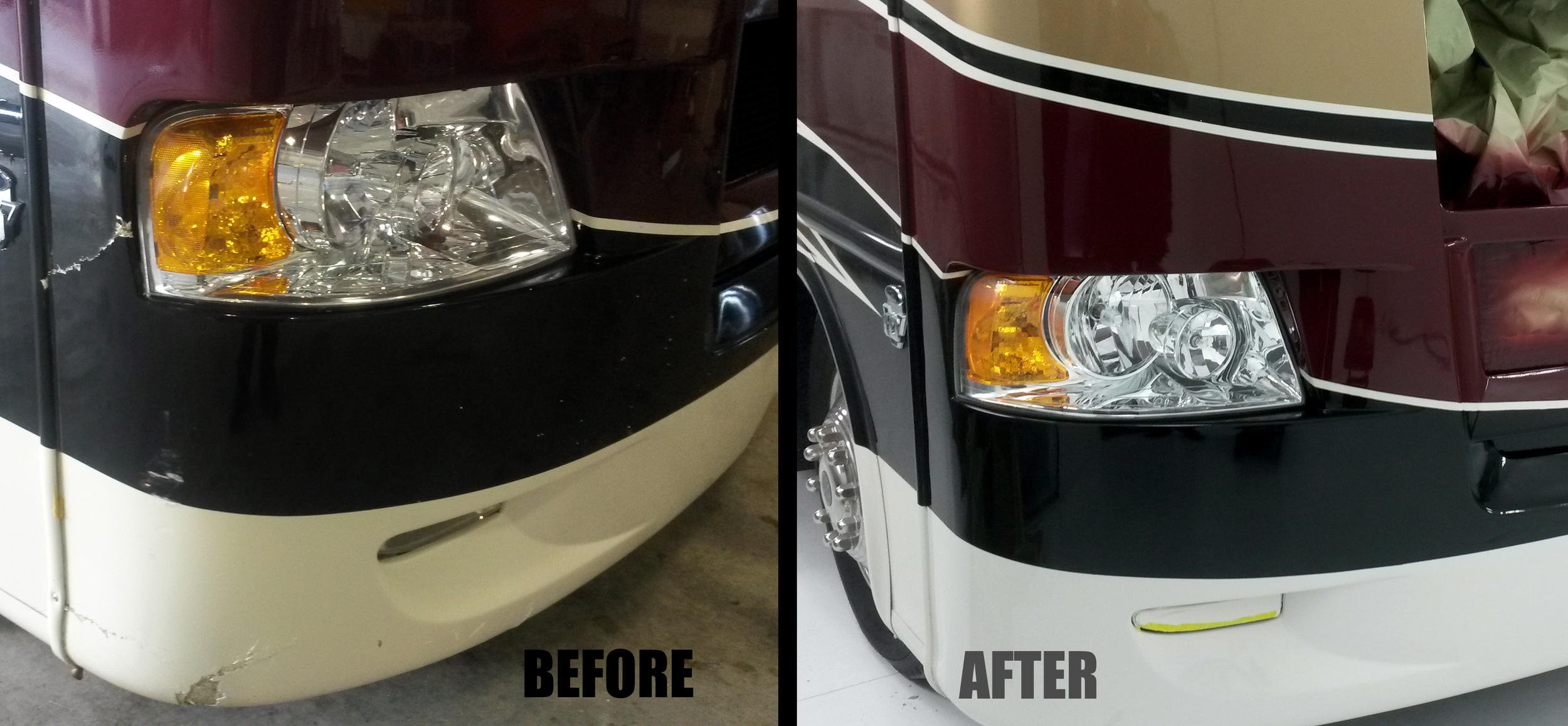 RV Paint and Auto Body